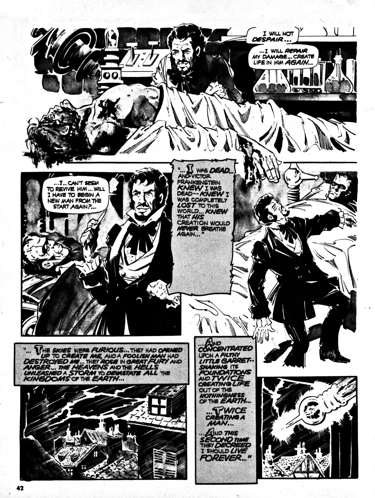 Scream (1973) issue 7 - Page 41