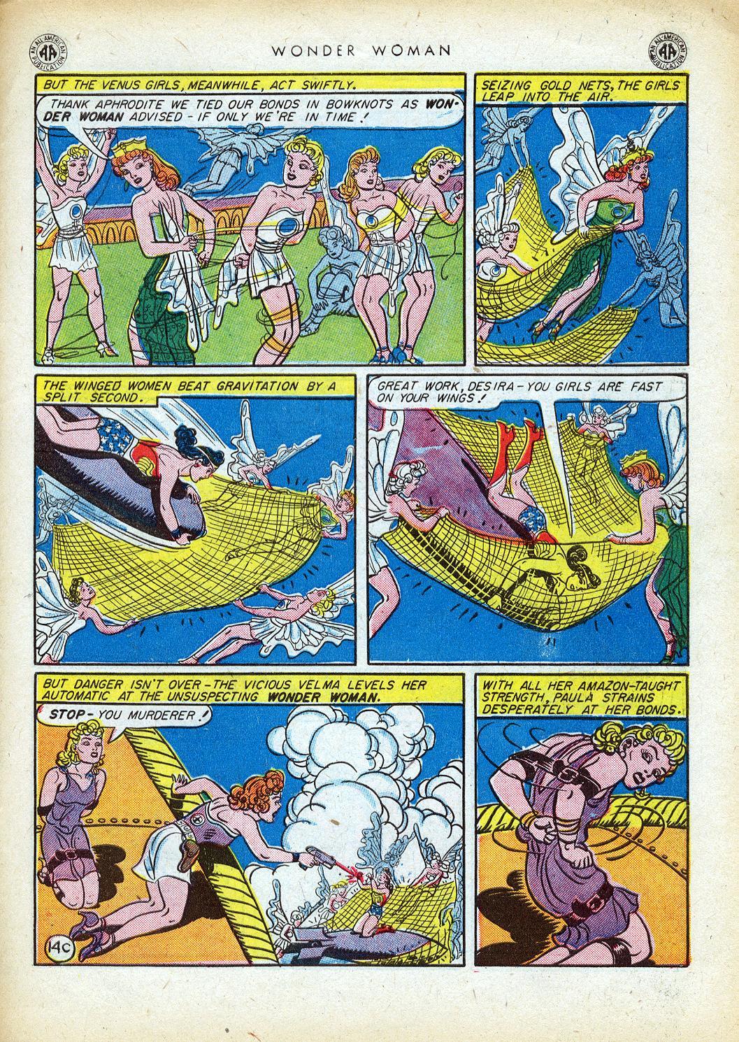 Read online Wonder Woman (1942) comic -  Issue #12 - 47