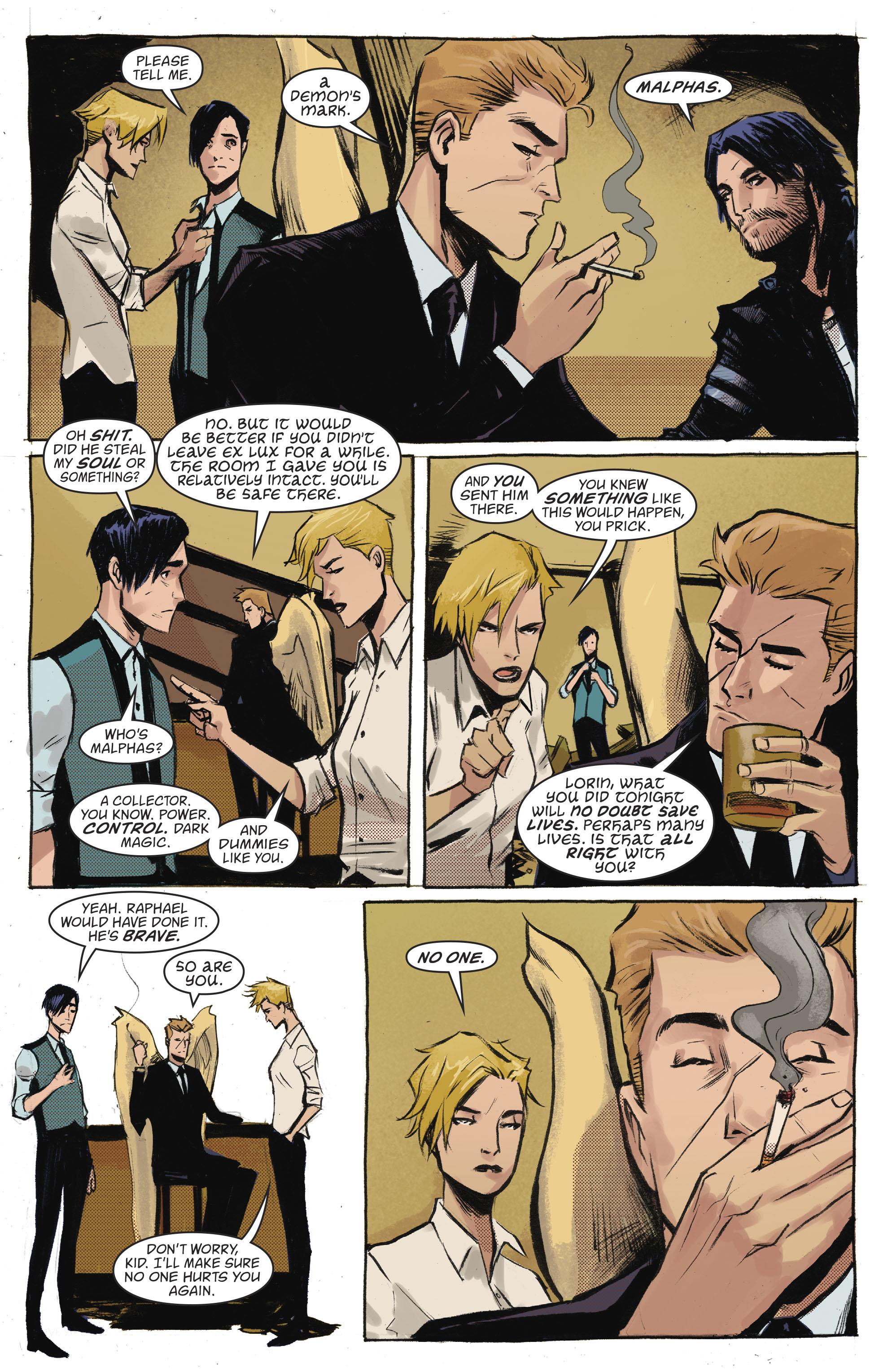 Read online Lucifer (2016) comic -  Issue #18 - 20