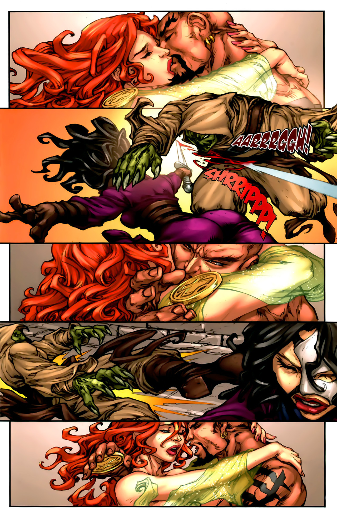 Read online 1001 Arabian Nights: The Adventures of Sinbad comic -  Issue #2 - 11