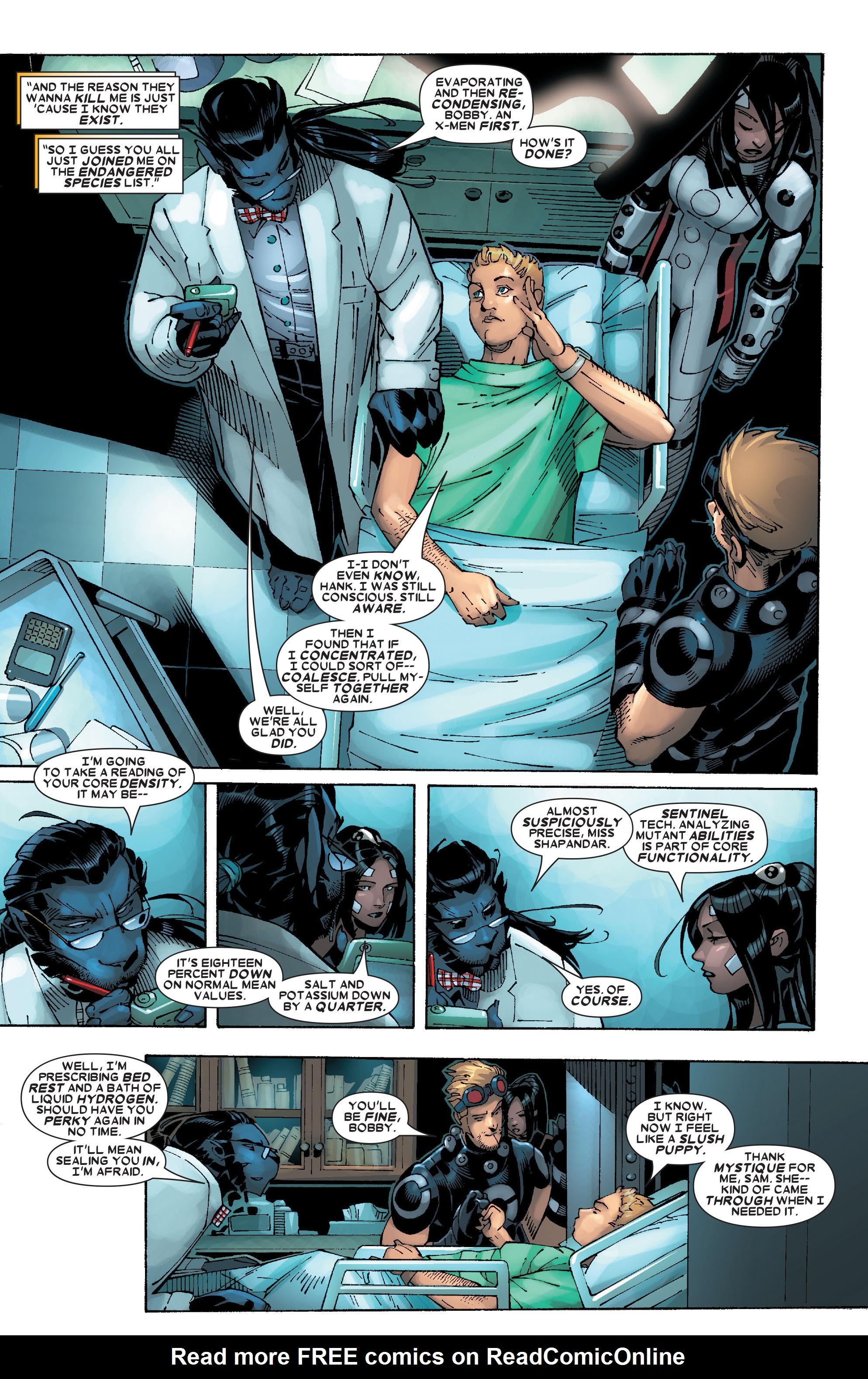 X-Men (1991) 190 Page 19