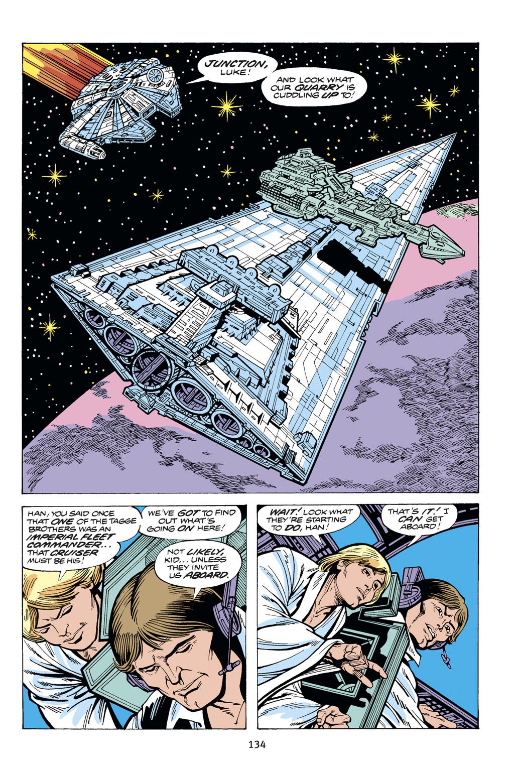 Read online Star Wars Omnibus comic -  Issue # Vol. 14 - 134
