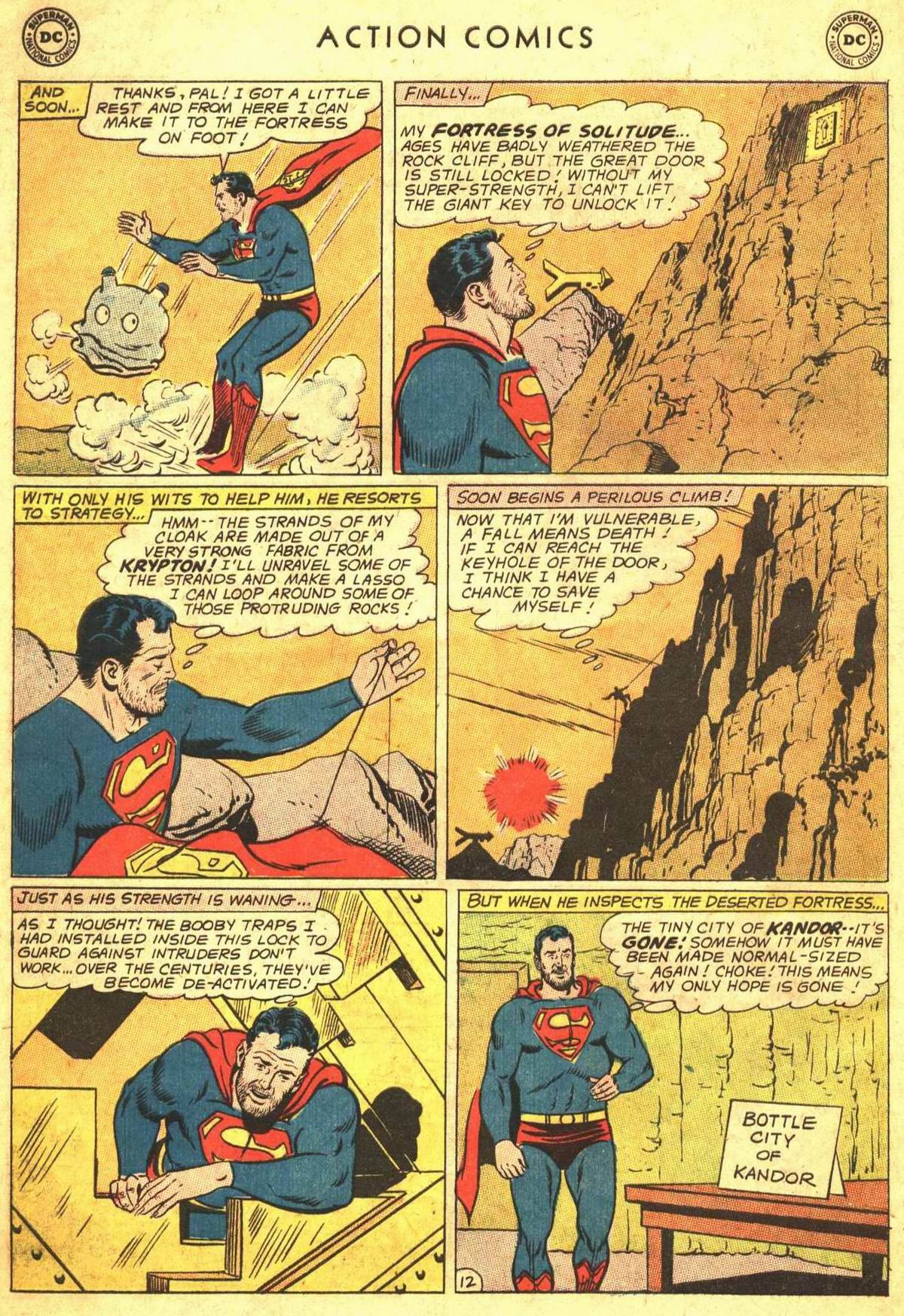 Read online Action Comics (1938) comic -  Issue #300 - 14