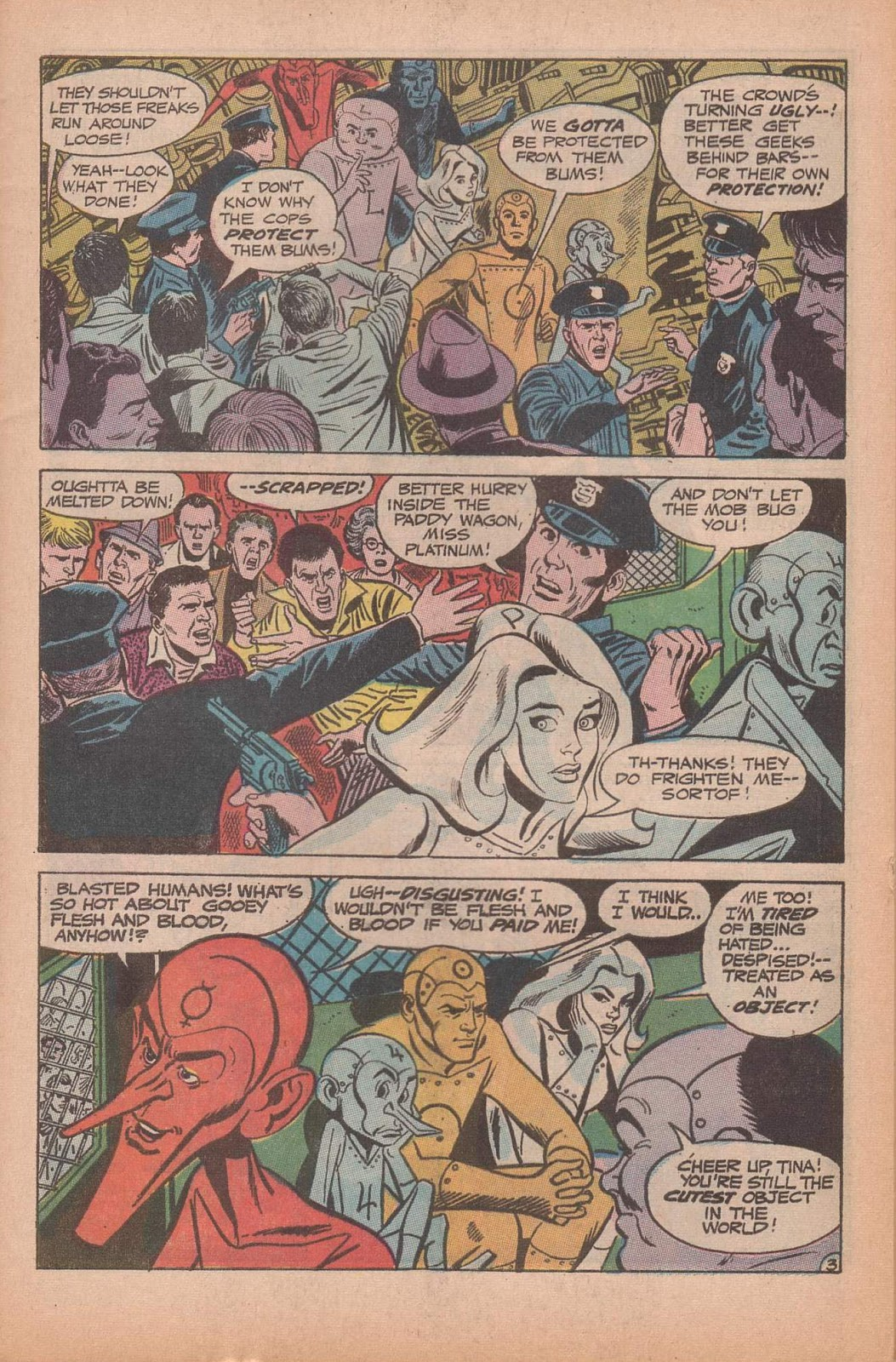 Metal Men (1963) issue 37 - Page 5