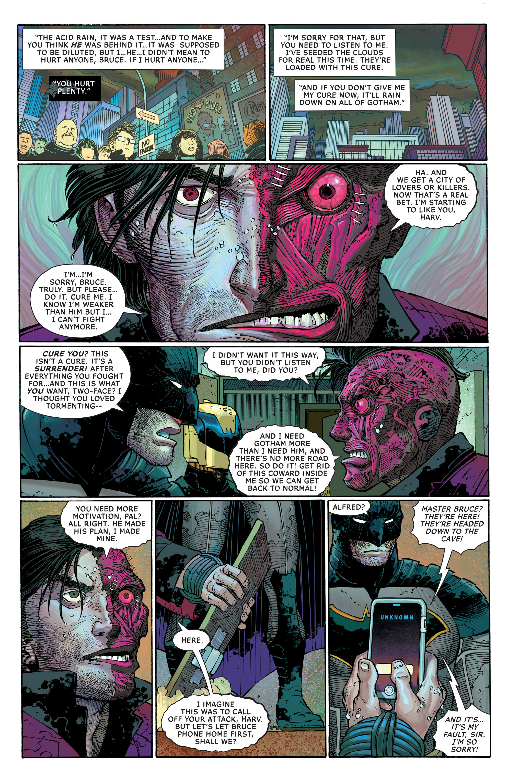 Read online All-Star Batman comic -  Issue #5 - 21
