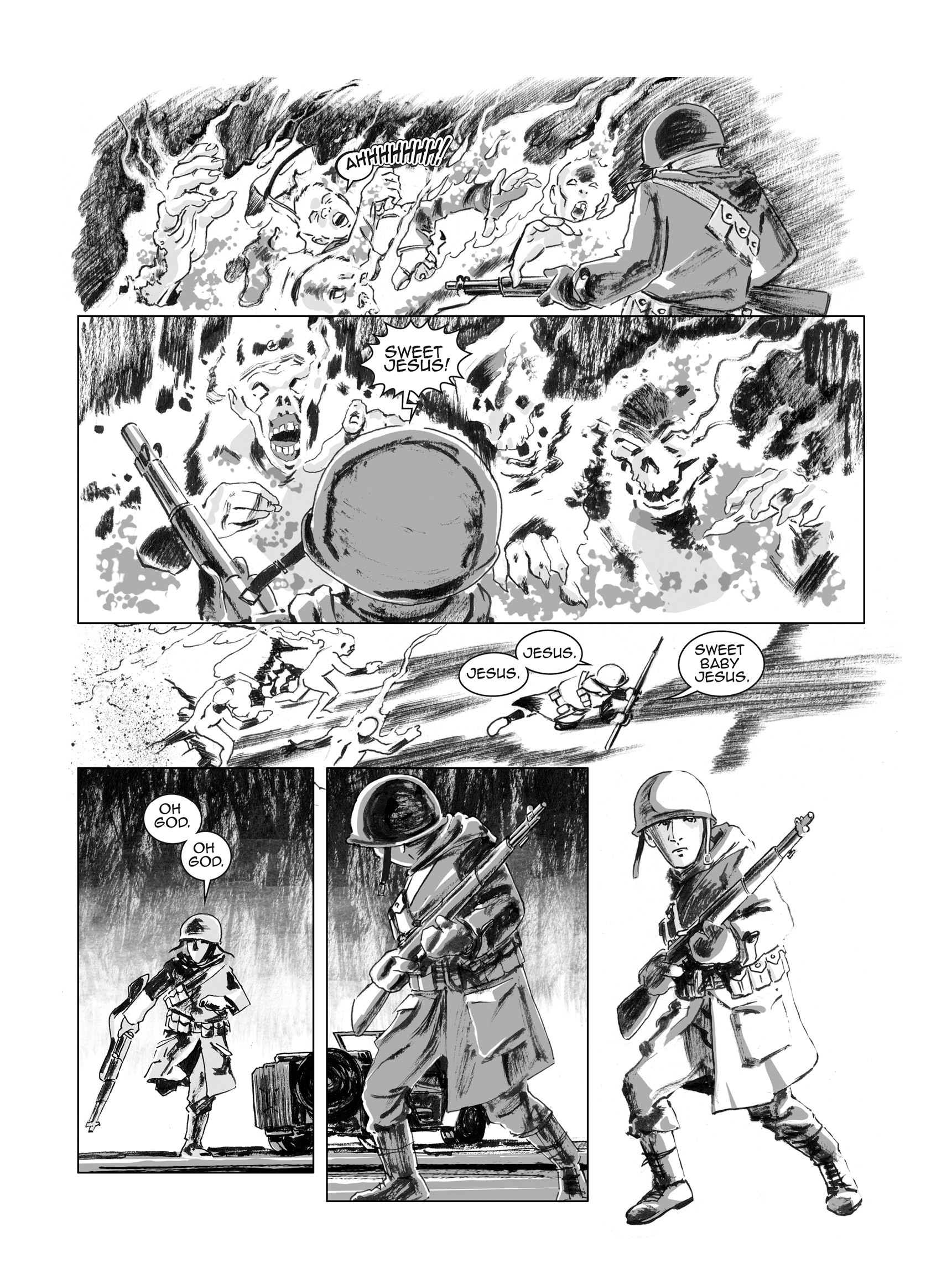 Read online FUBAR comic -  Issue #3 - 303