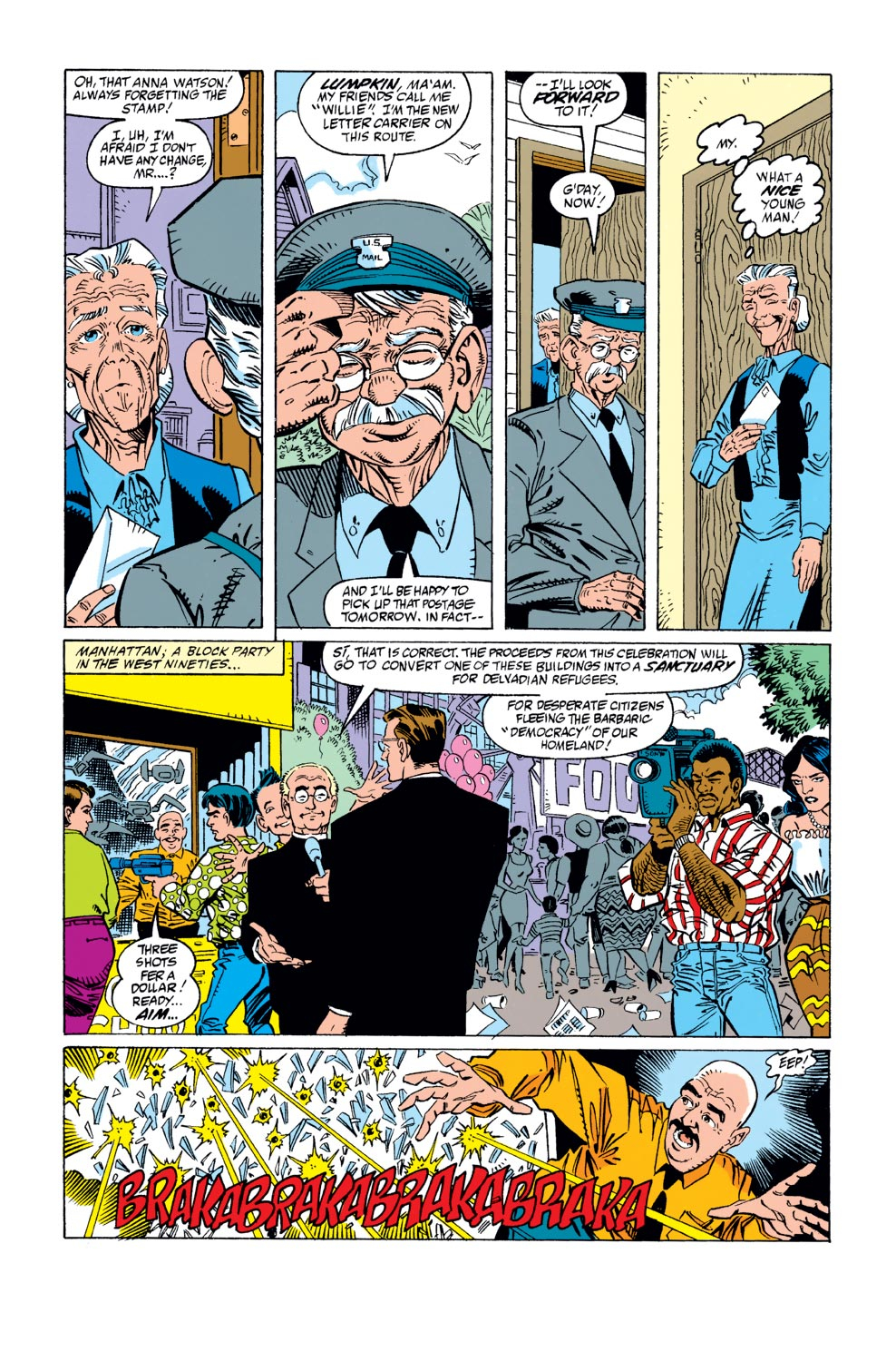 The Amazing Spider-Man (1963) 341 Page 10