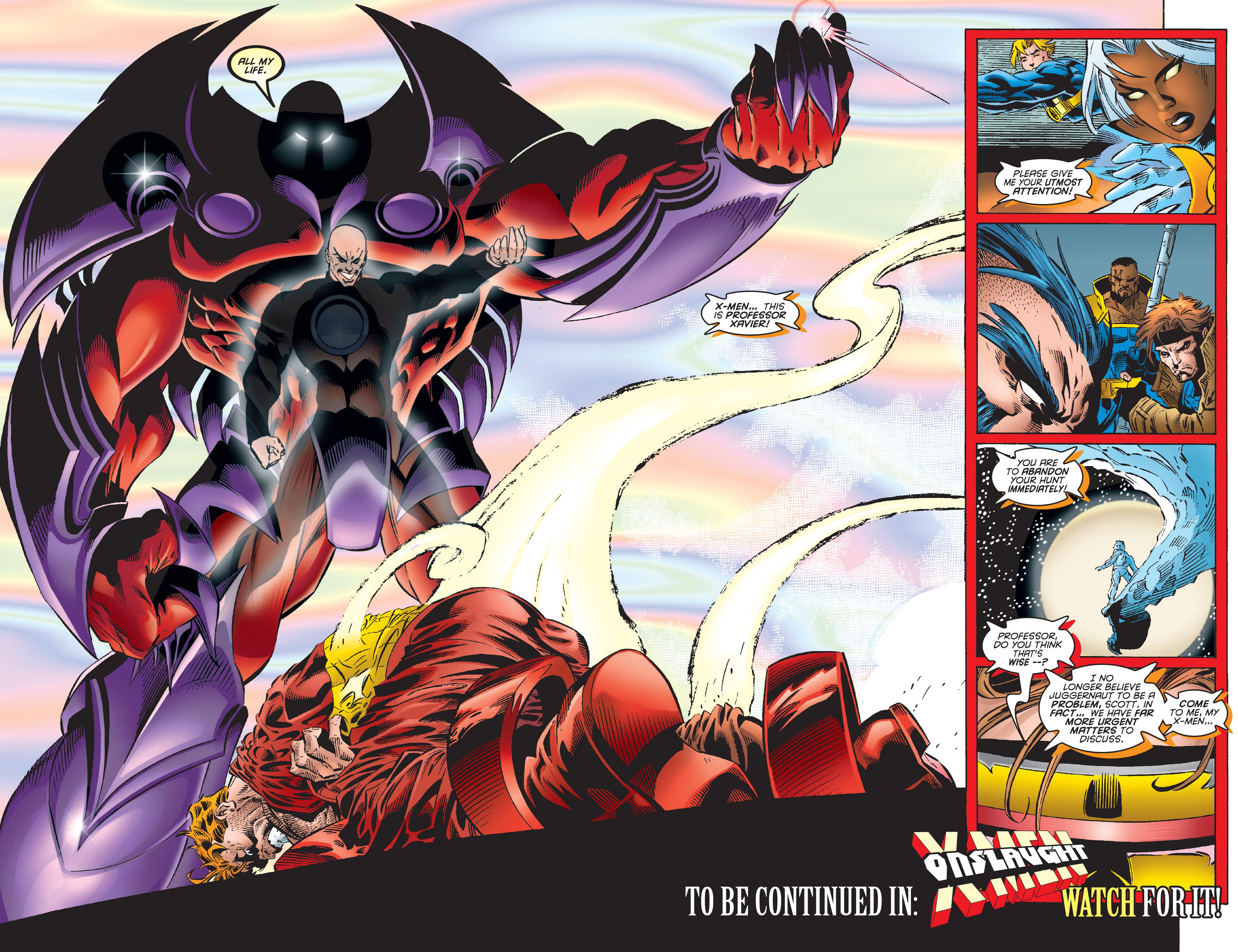 X-Men (1991) 54 Page 20
