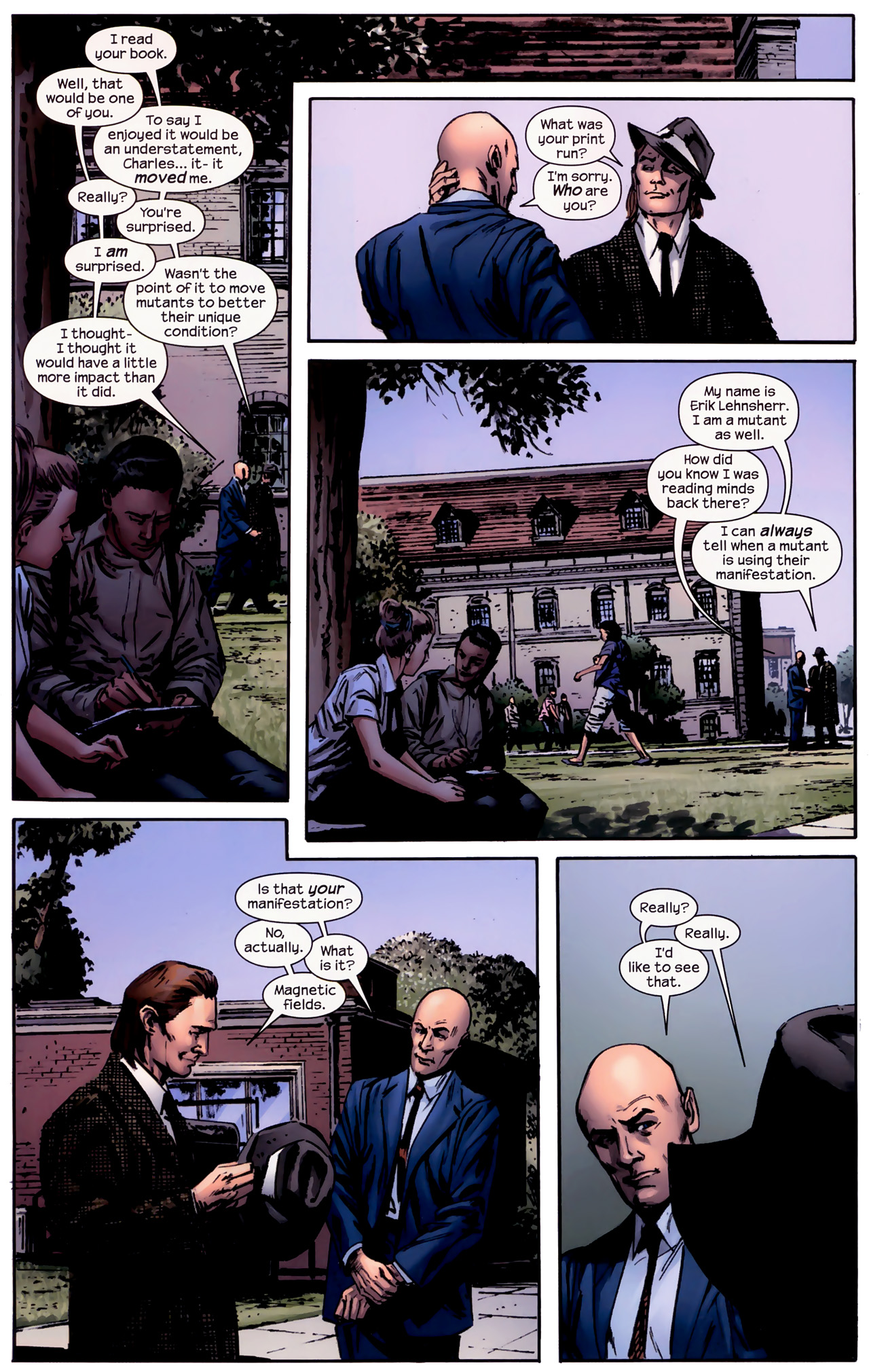 Read online Ultimate Origins comic -  Issue #3 - 12