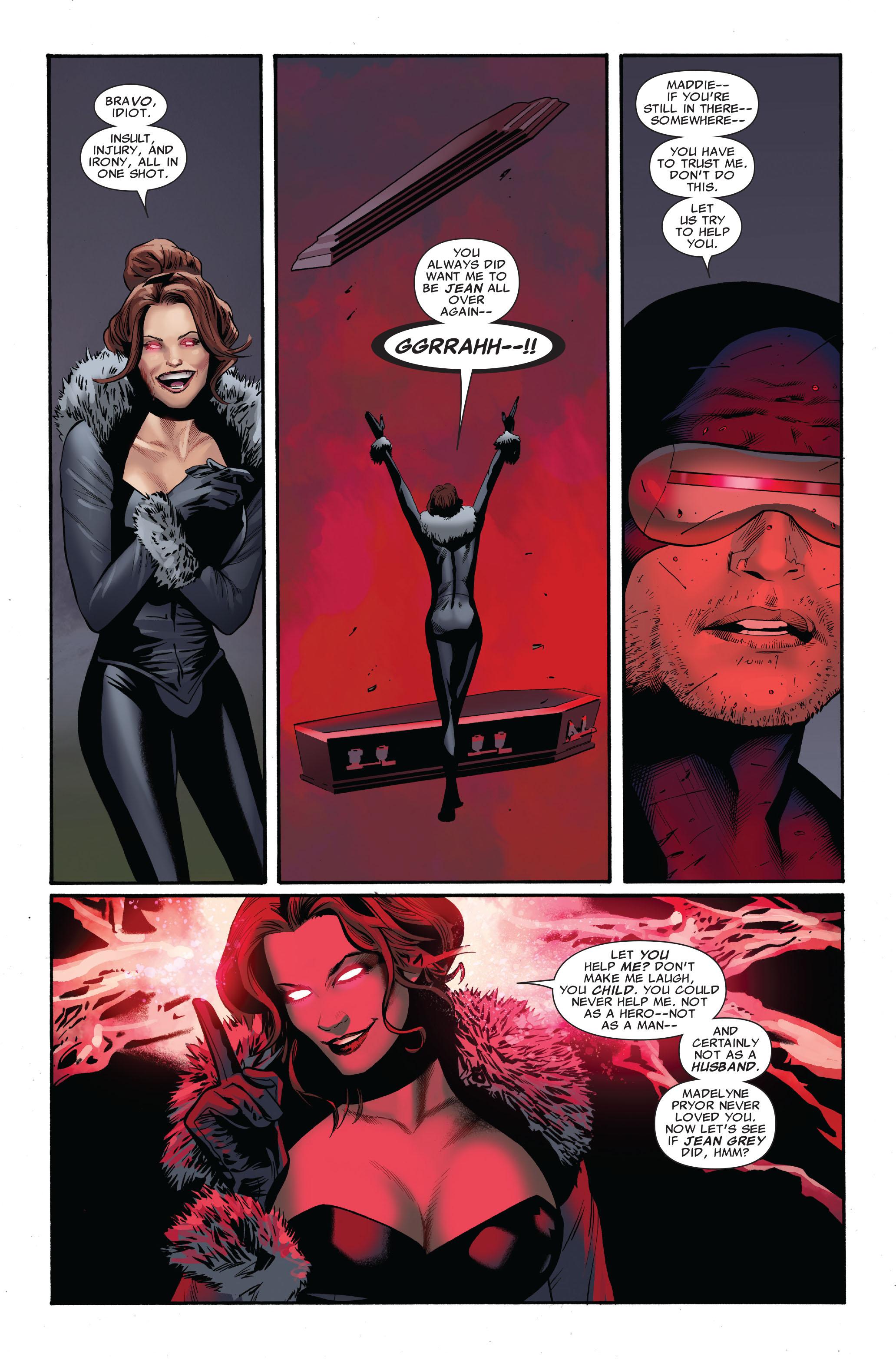 Read online Uncanny X-Men (1963) comic -  Issue #511 - 19