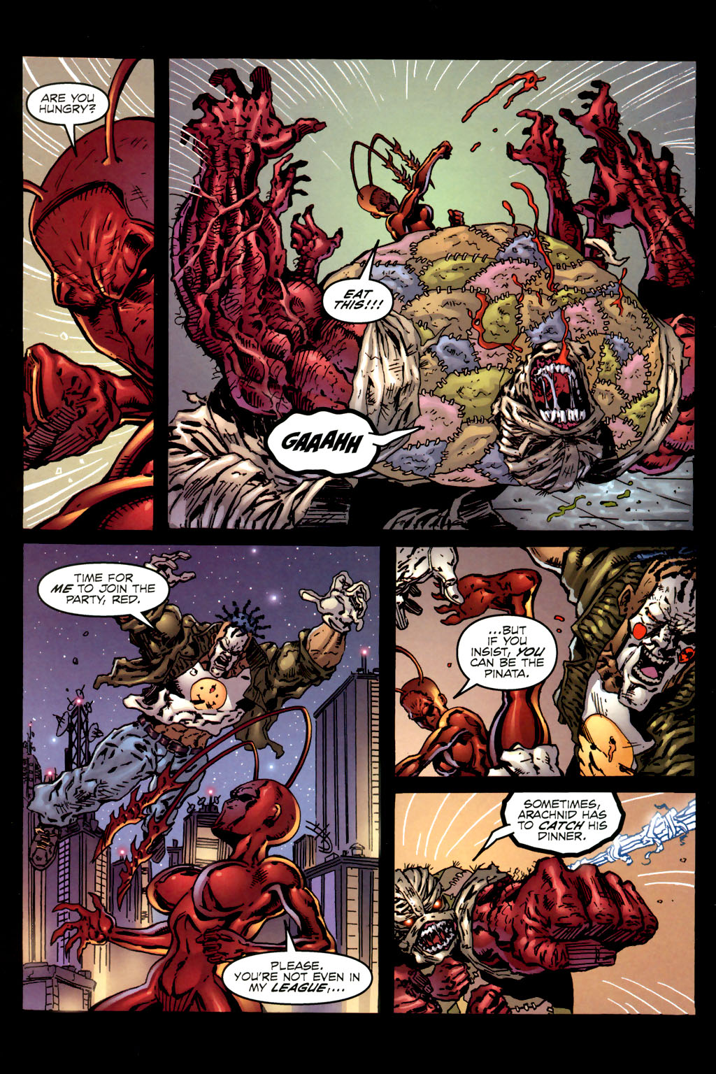 Read online Ant comic -  Issue #2 - 9