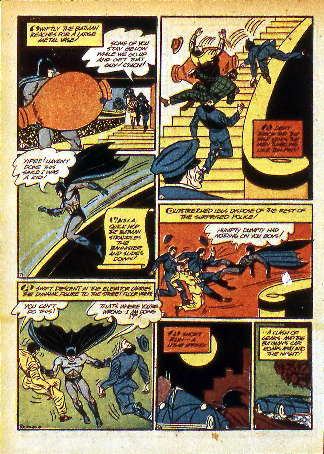 Read online Detective Comics (1937) comic -  Issue #42 - 8
