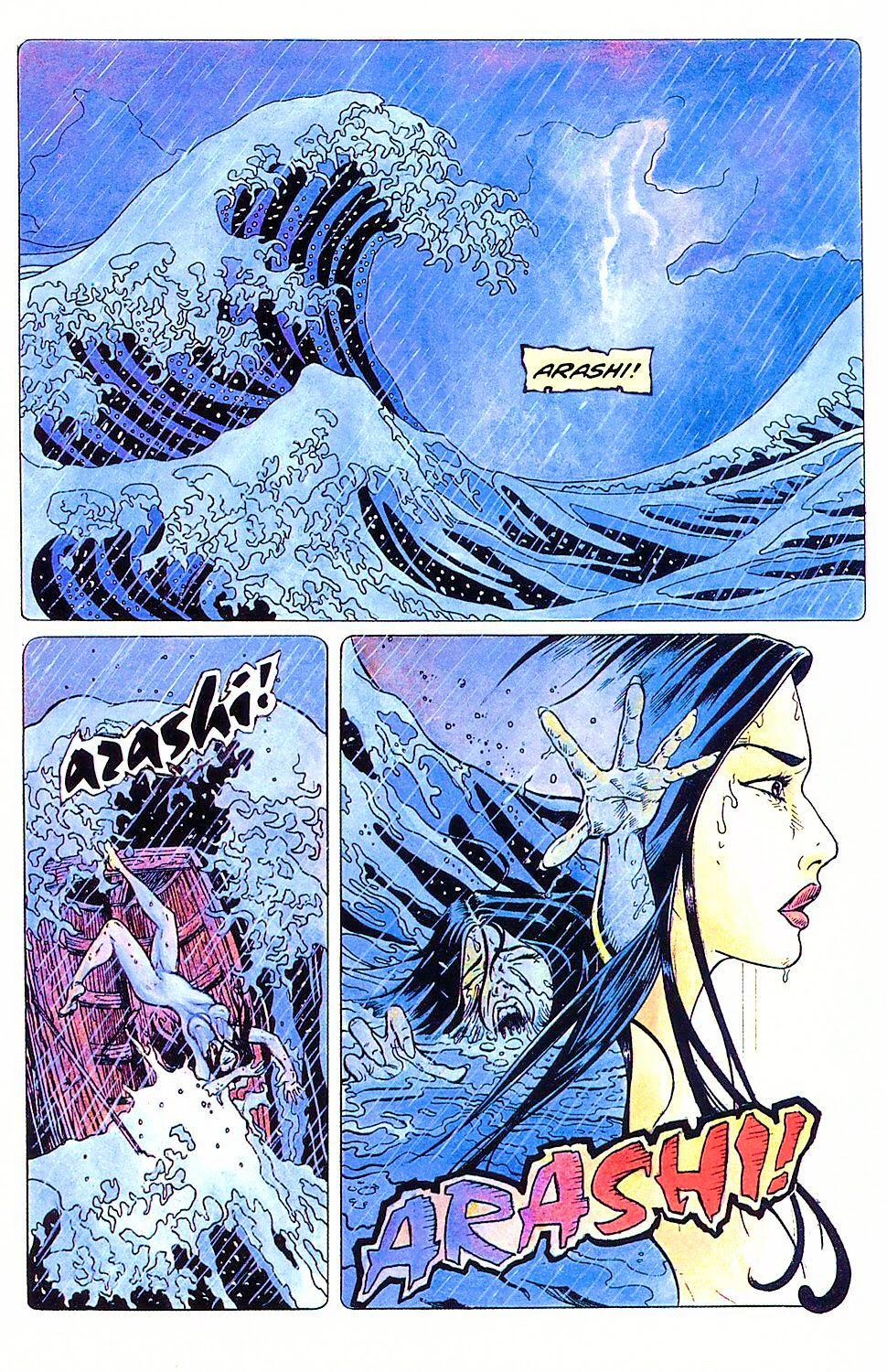 Shi: The Way of the Warrior Issue #1 #1 - English 7