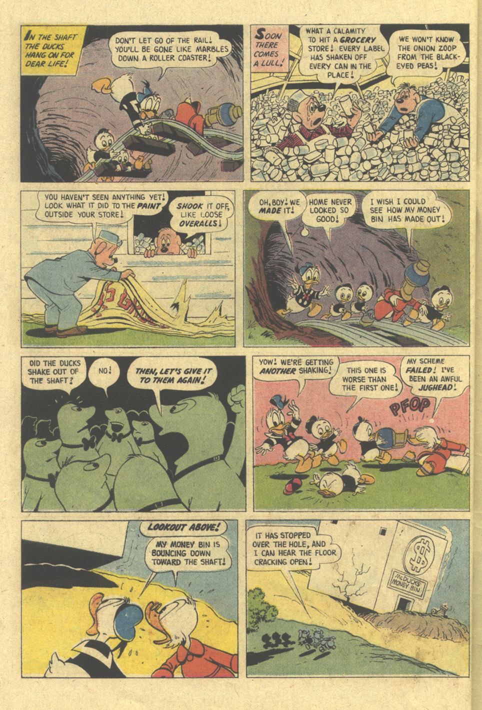 Read online Uncle Scrooge (1953) comic -  Issue #109 - 30
