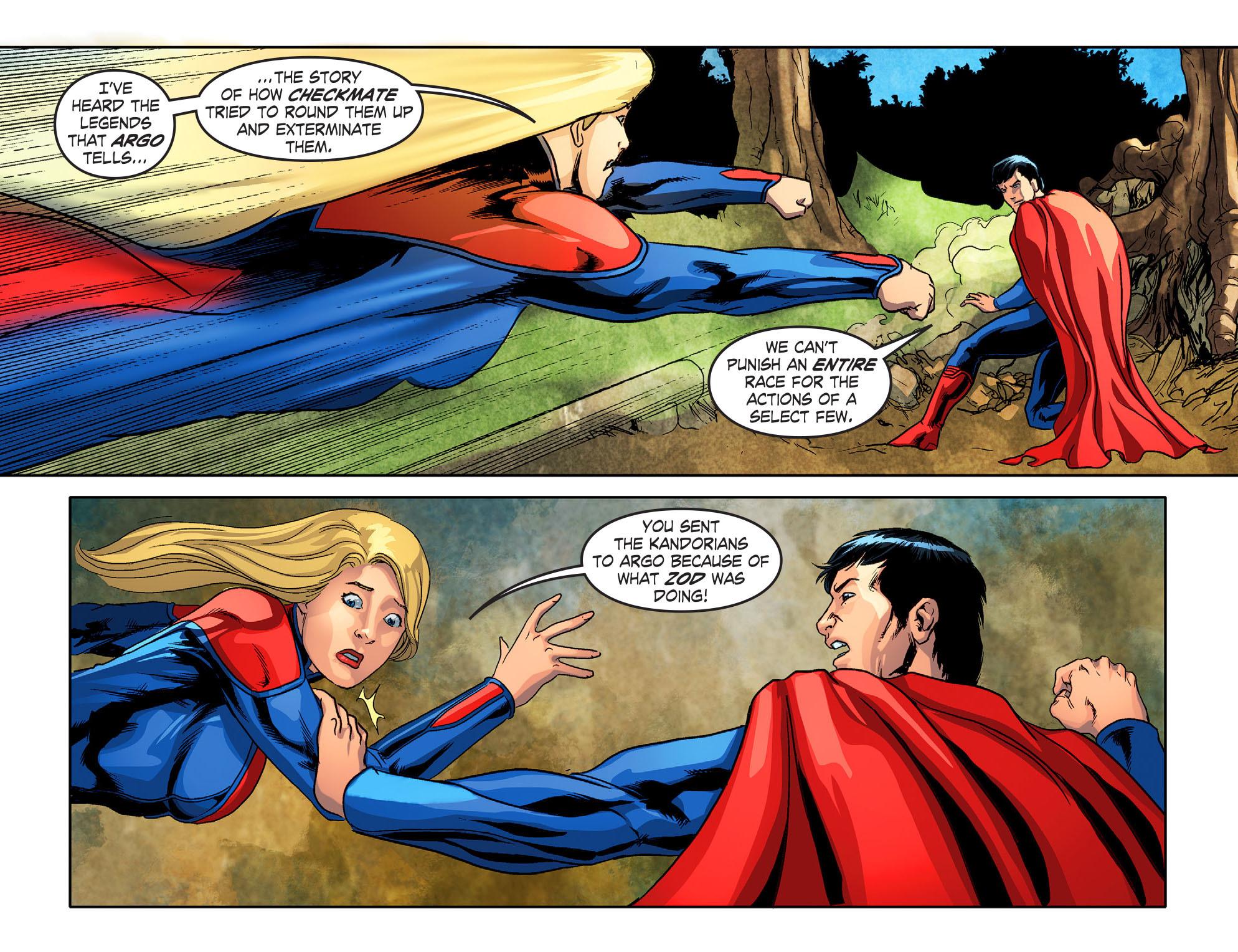 Read online Smallville: Season 11 comic -  Issue #51 - 17