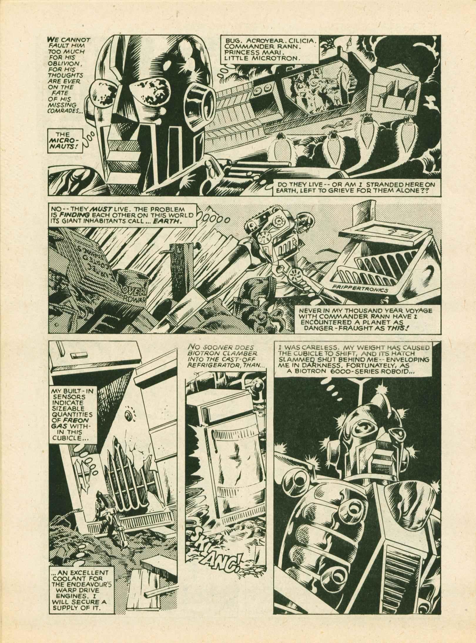 Read online Future Tense comic -  Issue #10 - 14