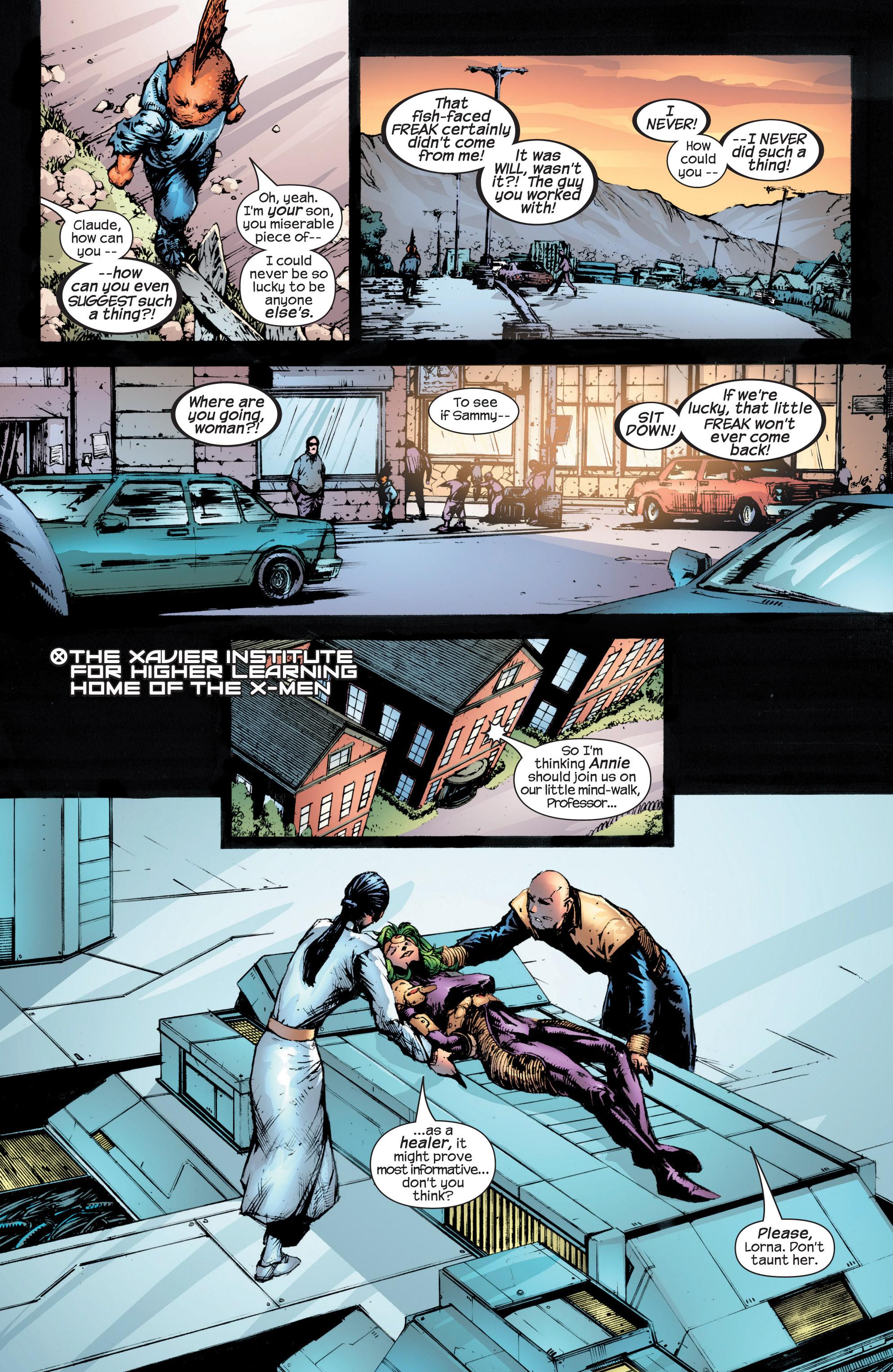 Read online Uncanny X-Men (1963) comic -  Issue #430 - 5