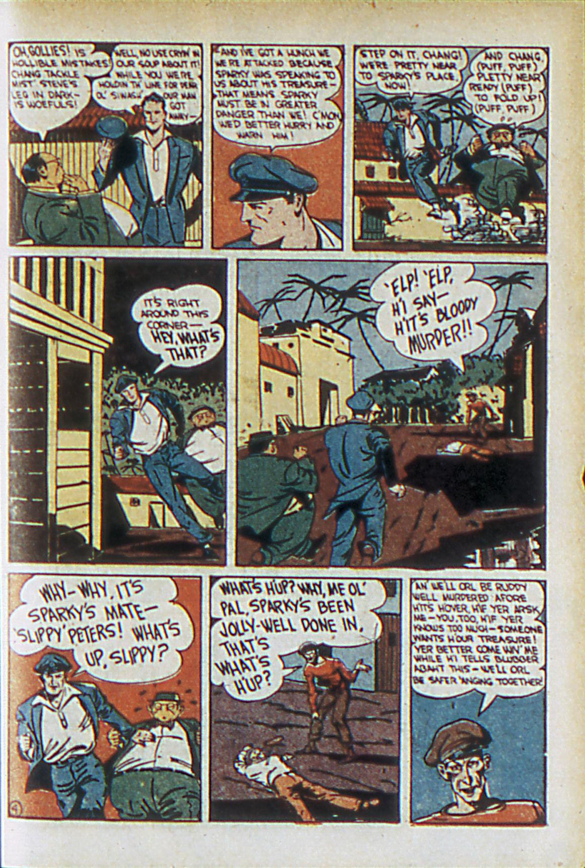 Read online Adventure Comics (1938) comic -  Issue #61 - 28