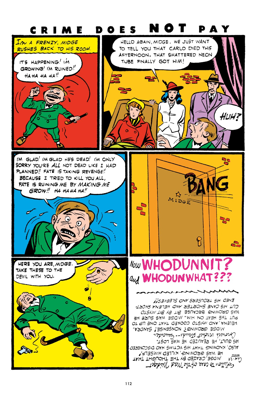 Read online Crime Does Not Pay Archives comic -  Issue # TPB 5 (Part 2) - 12