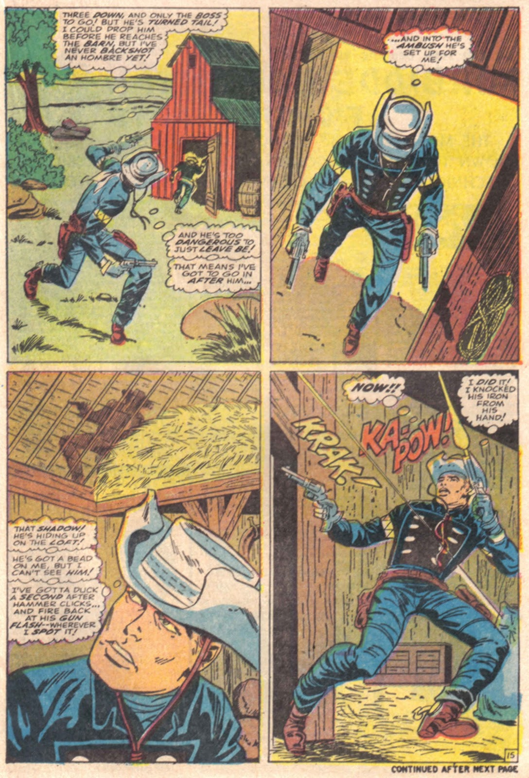 The Rawhide Kid (1955) issue 65 - Page 21