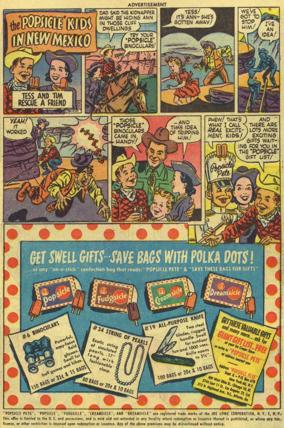 Read online Adventure Comics (1938) comic -  Issue #167 - 33