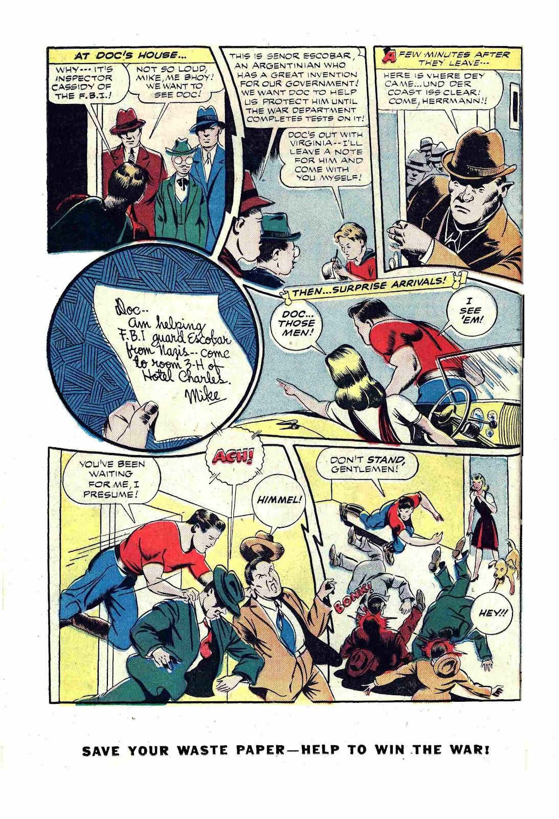 Read online America's Best Comics comic -  Issue #13 - 38