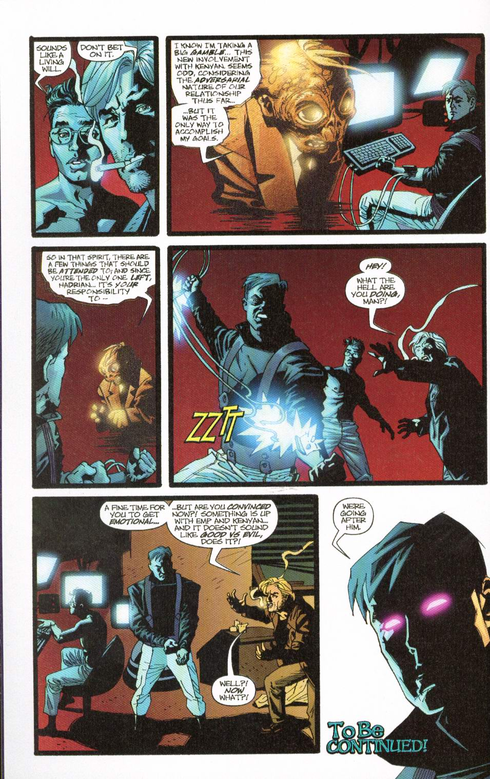 Wildcats (1999) Issue #8 #9 - English 23