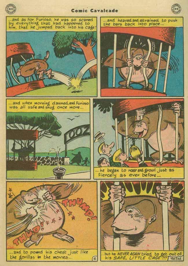 Comic Cavalcade issue 35 - Page 62