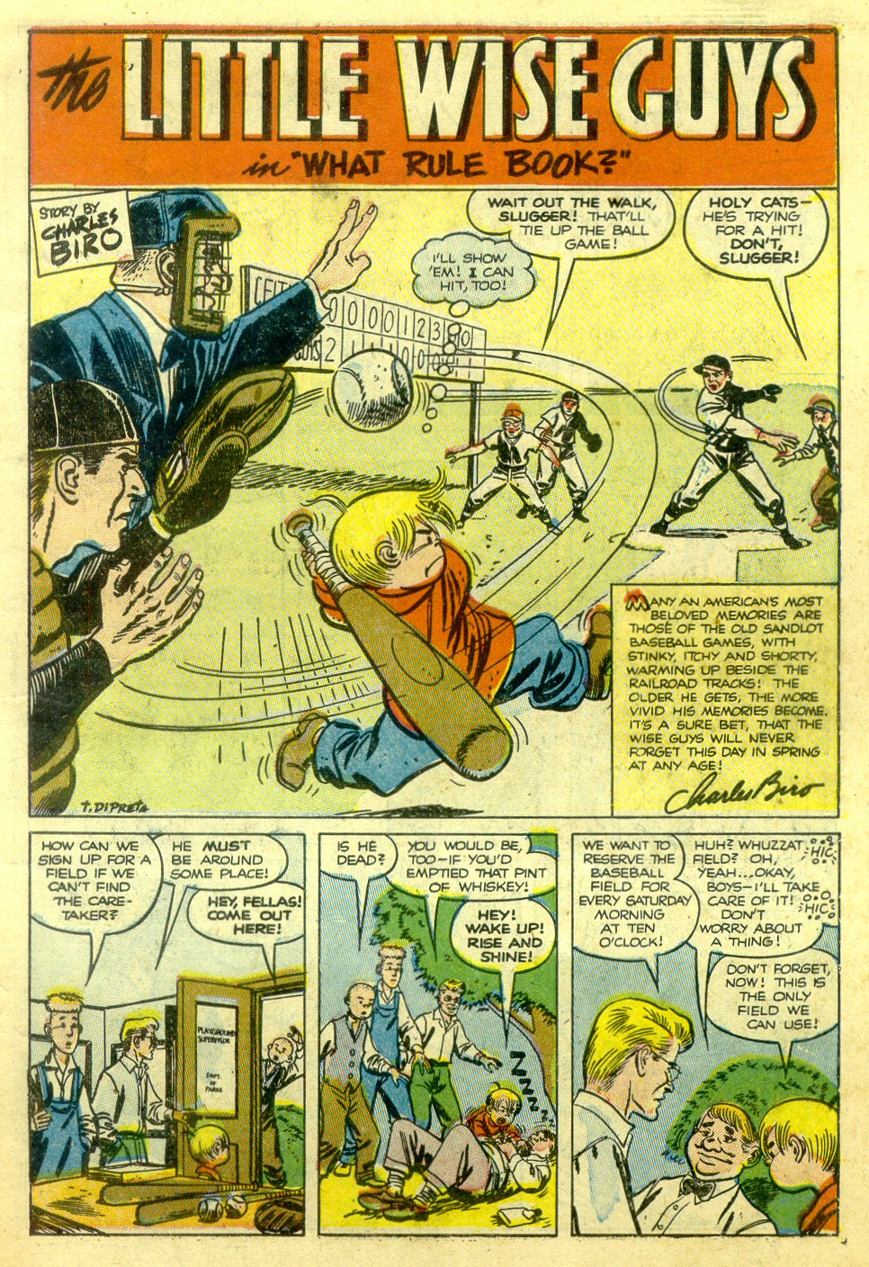 Daredevil (1941) issue 108 - Page 3