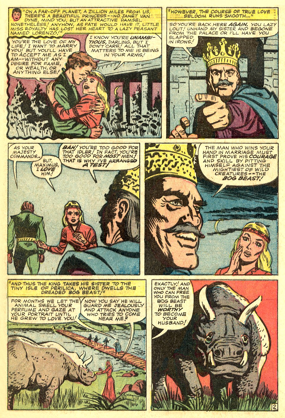 Tales to Astonish (1959) issue 56 - Page 29