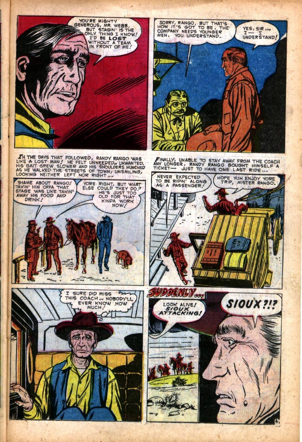 Gunsmoke Western issue 66 - Page 23