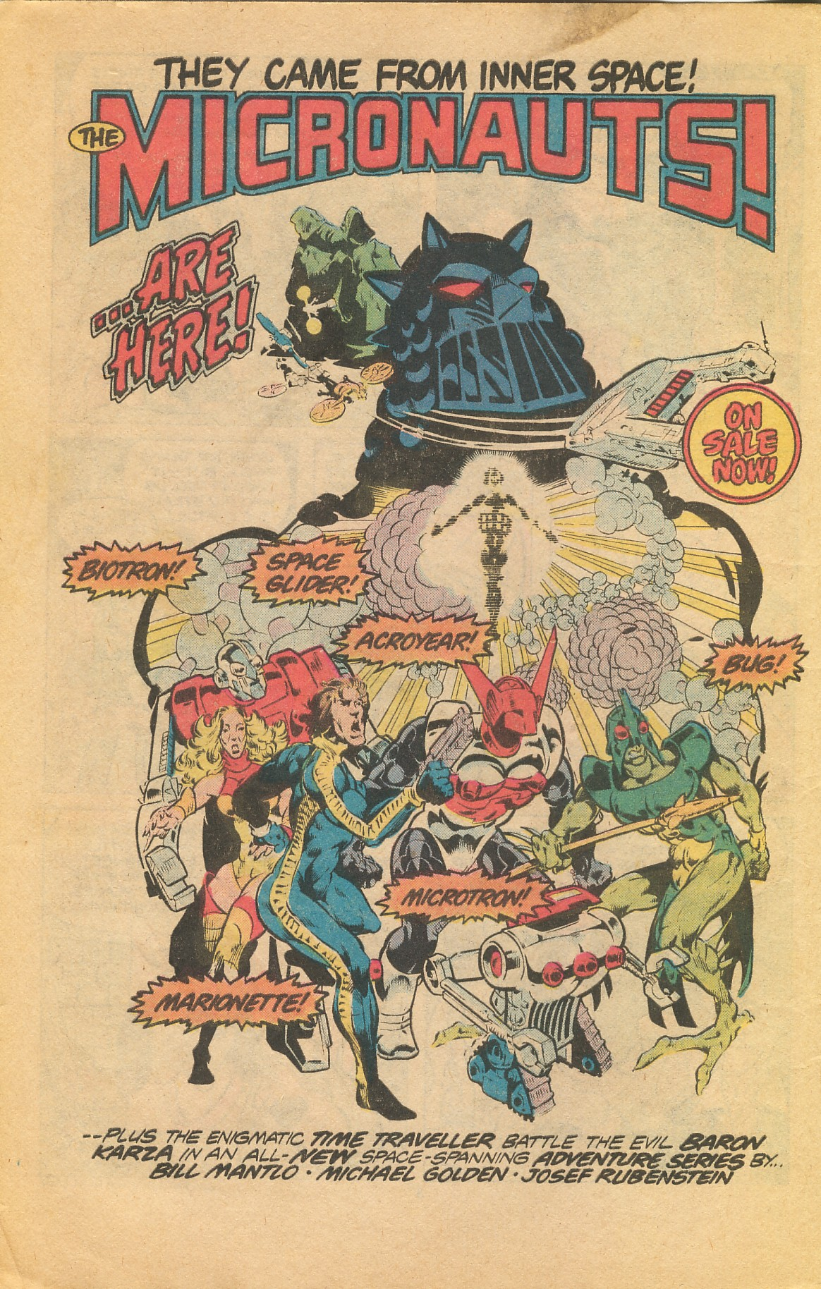 Read online TV Stars comic -  Issue #4 - 6