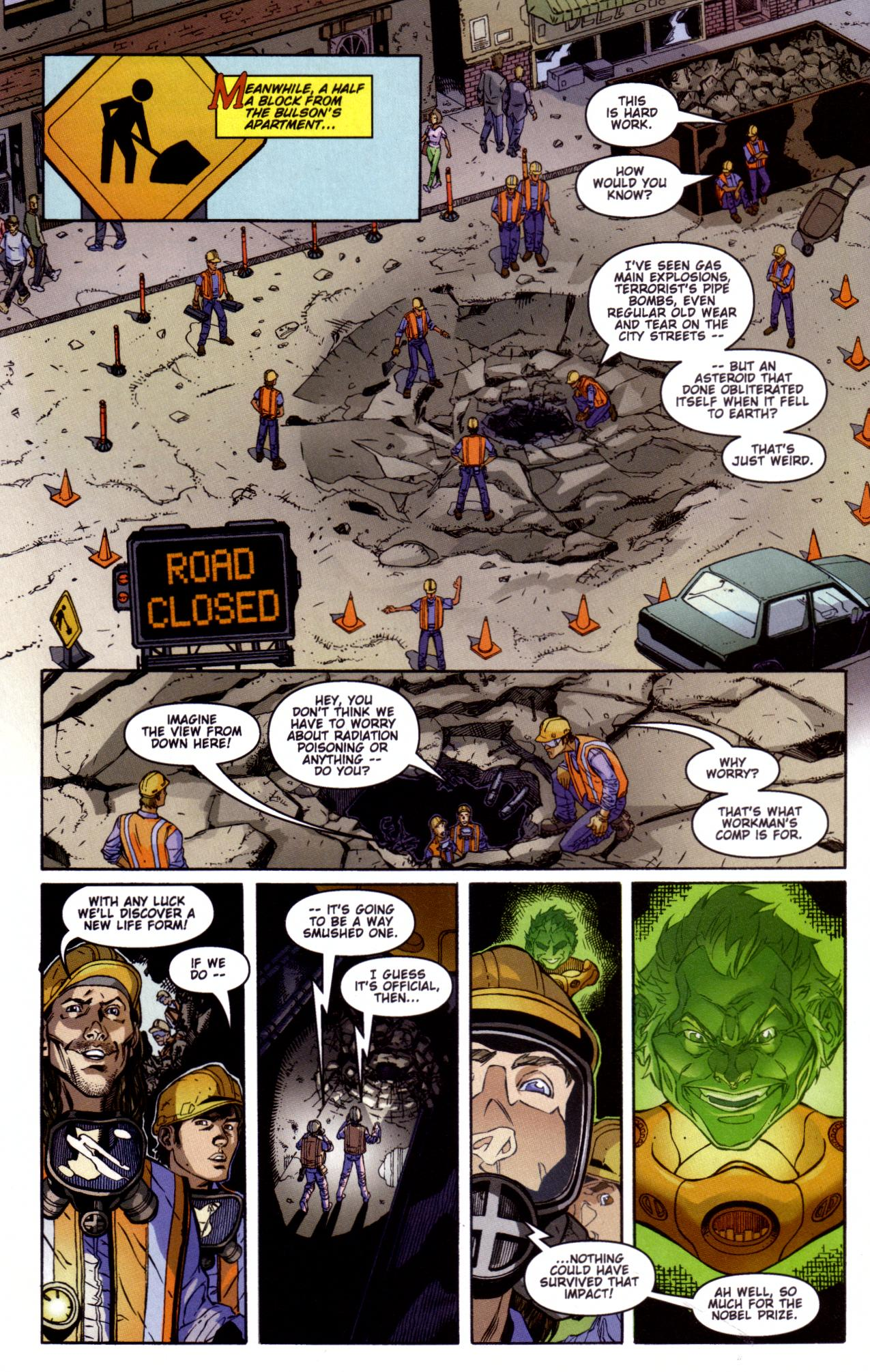 Read online Ball and Chain comic -  Issue #2 - 10