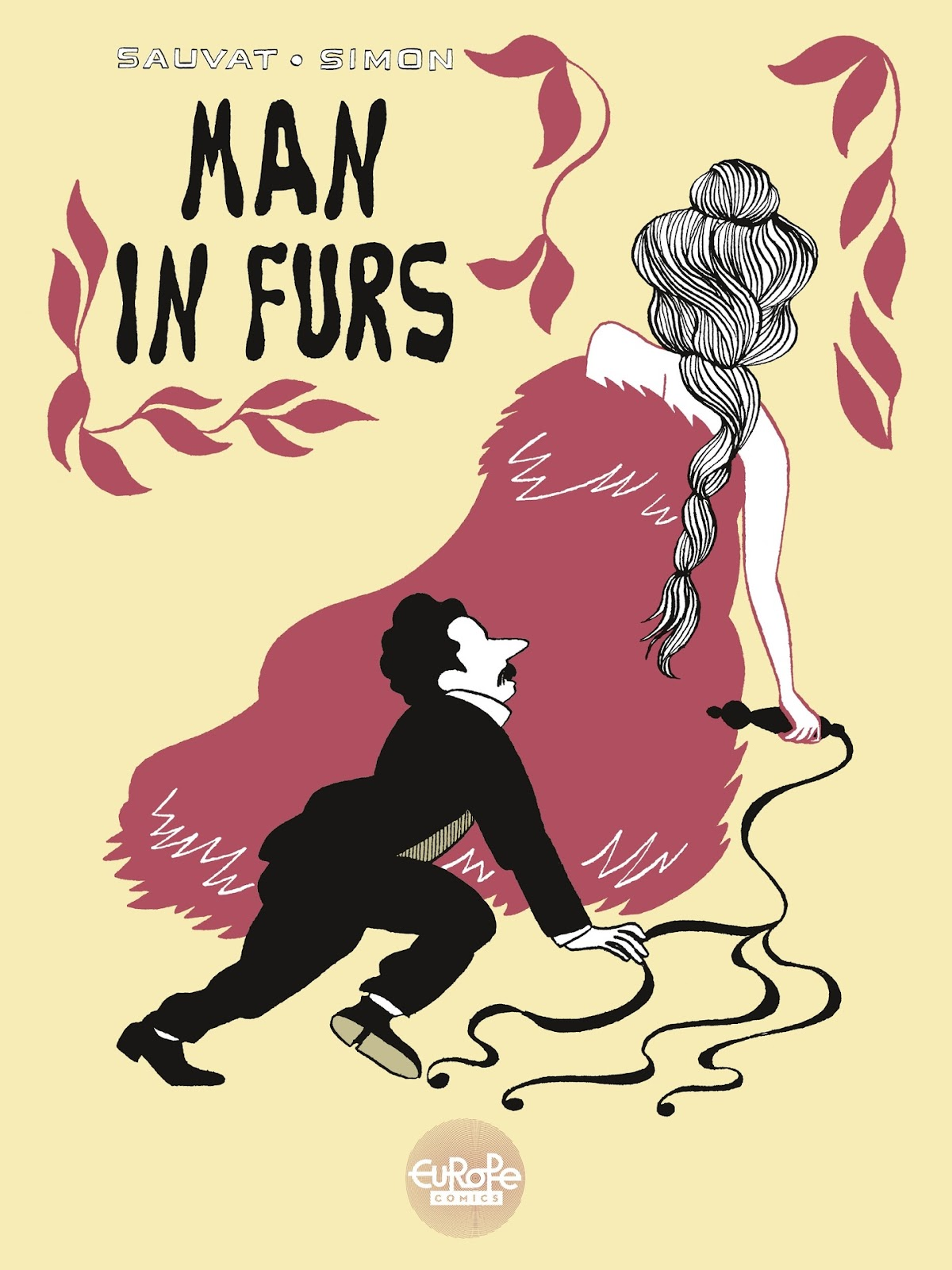 Man In Furs TPB Page 1