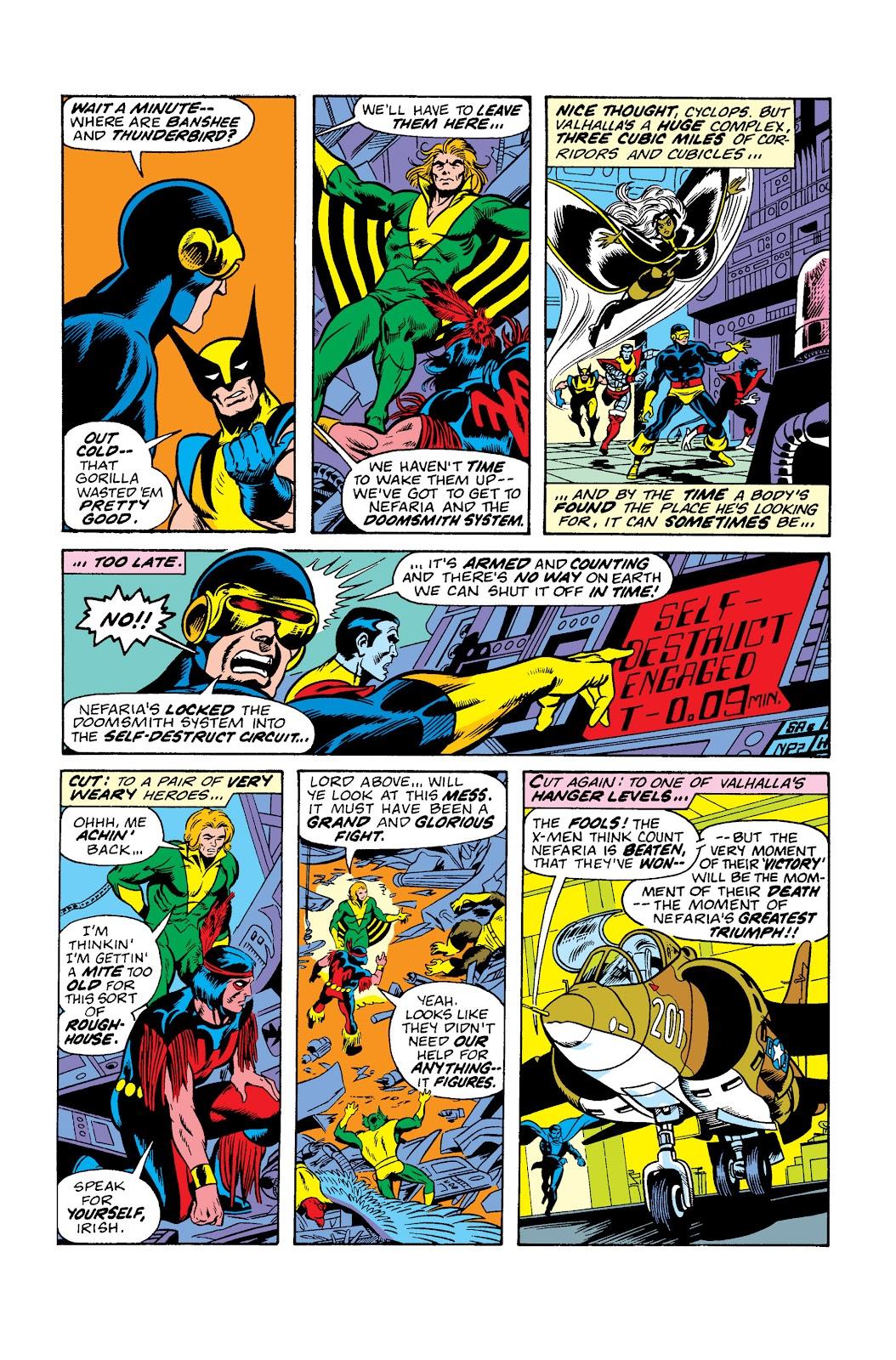 Uncanny X-Men (1963) issue 95 - Page 15