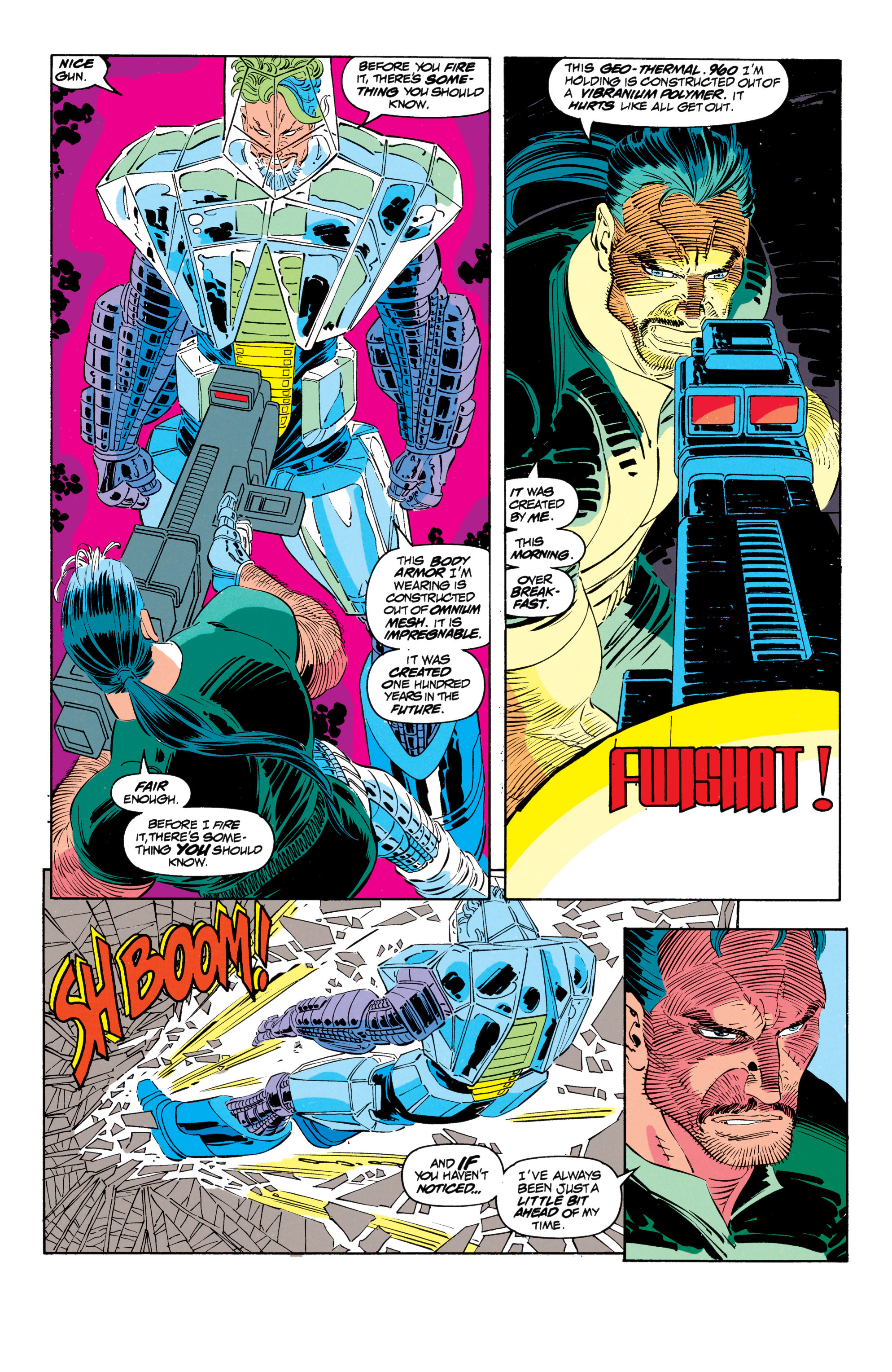 Read online Uncanny X-Men (1963) comic -  Issue #301 - 15