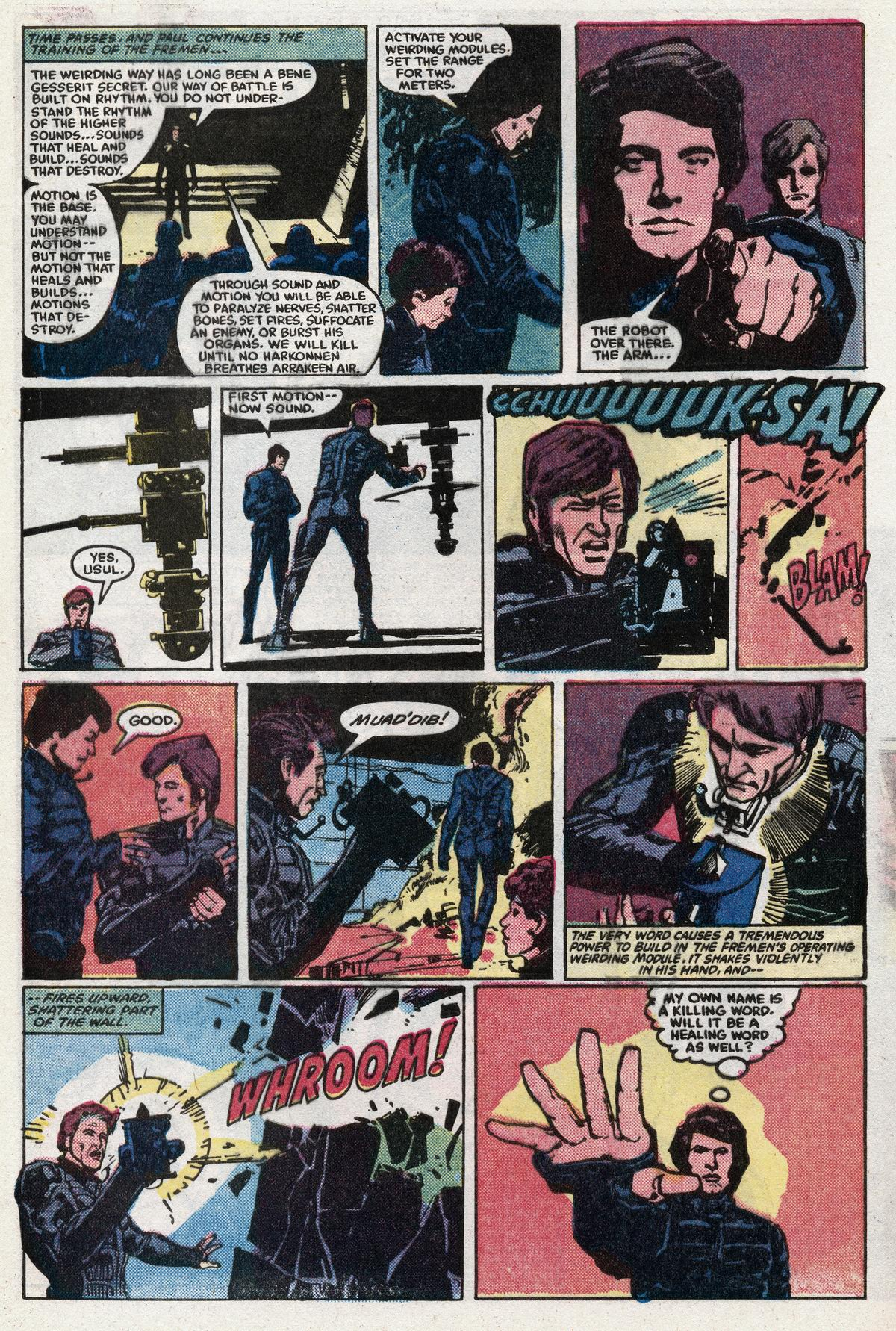 Dune #2 - Read Dune Issue #2 Page 32