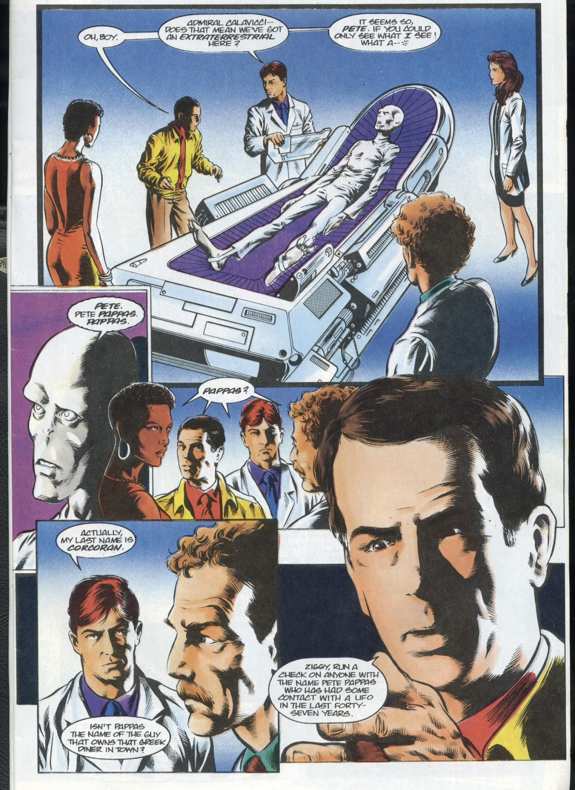 Read online Quantum Leap comic -  Issue #13 - 29