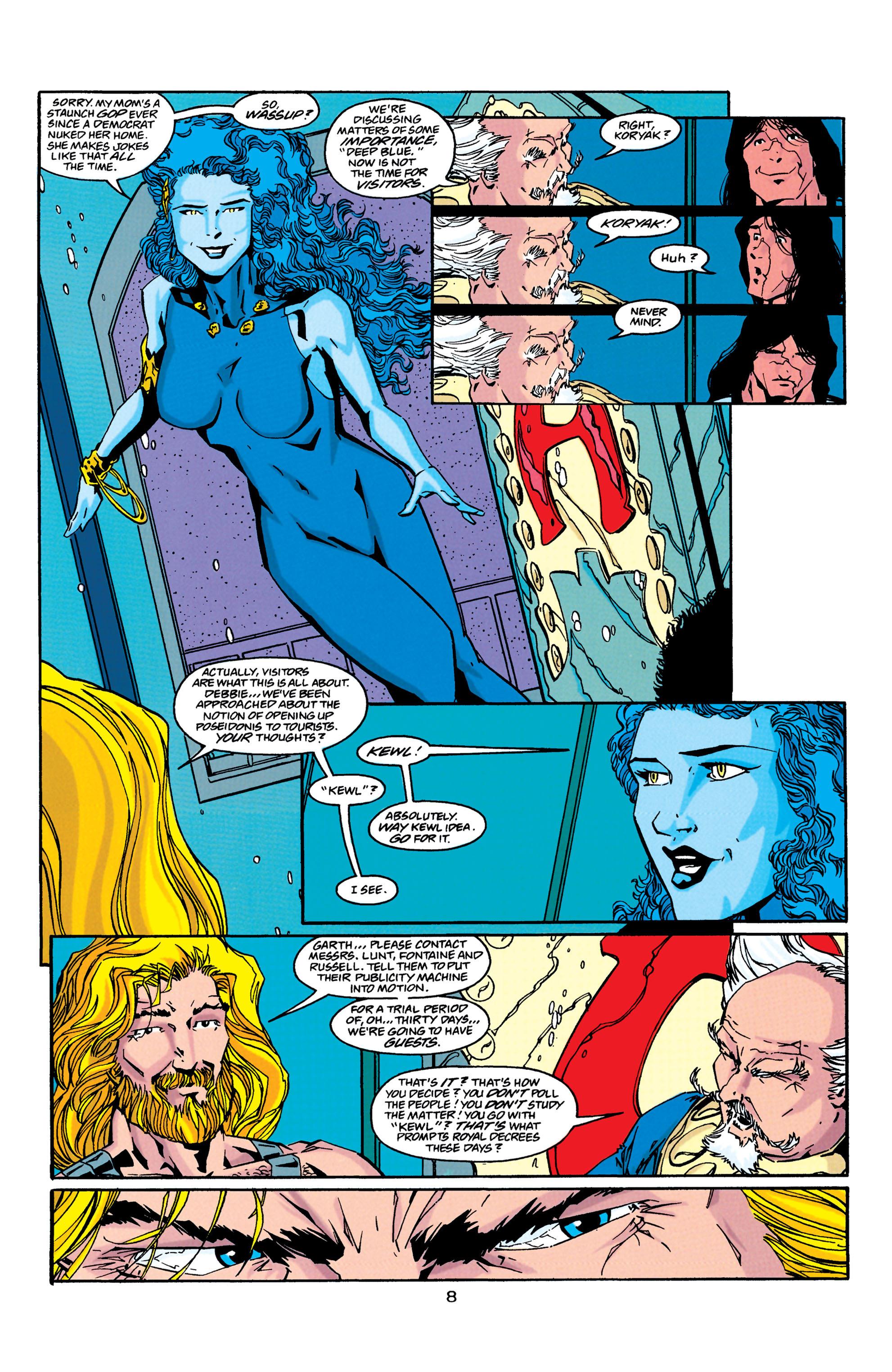 Read online Aquaman (1994) comic -  Issue #38 - 9