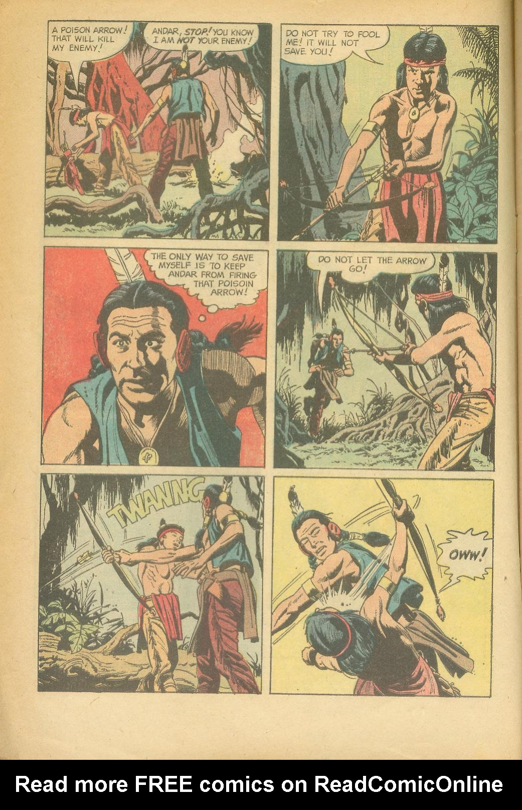 Read online Turok, Son of Stone comic -  Issue #24 - 4