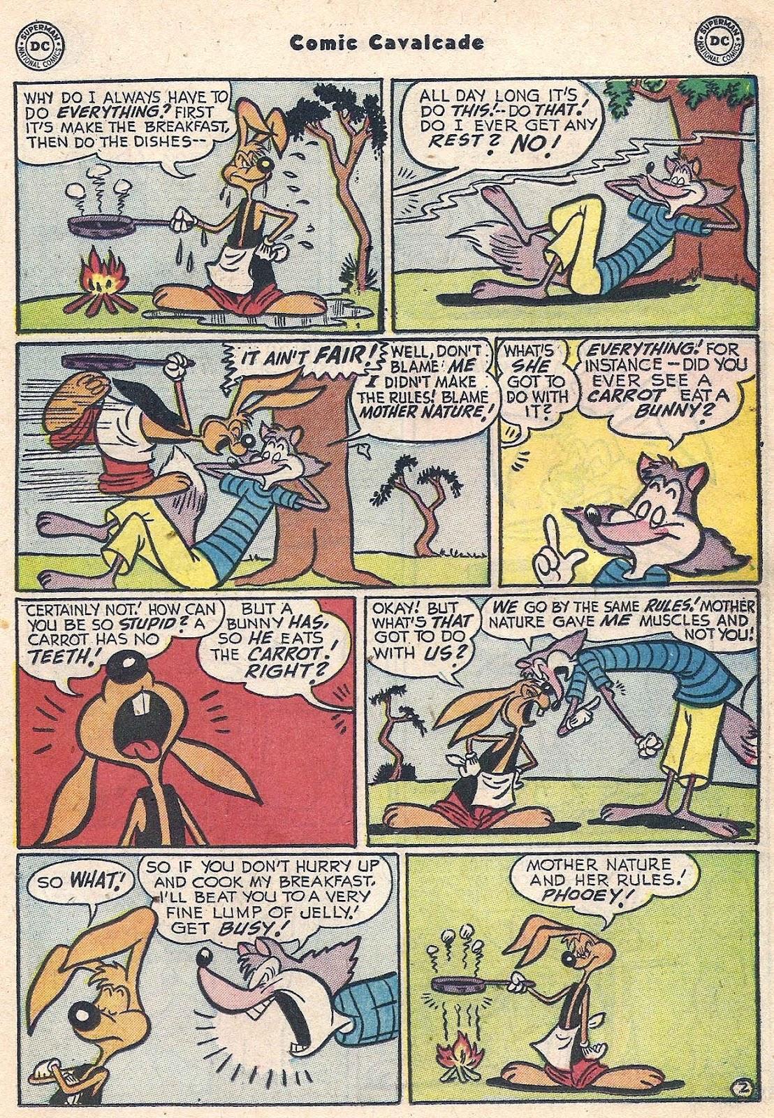 Comic Cavalcade issue 56 - Page 43