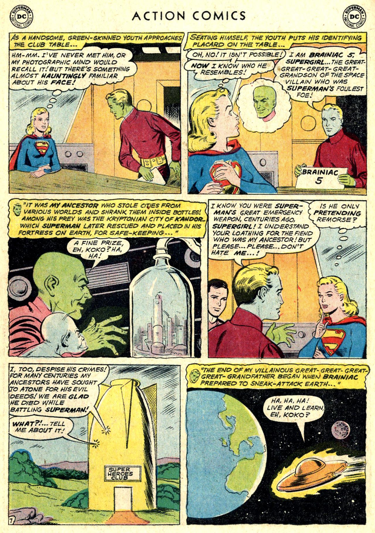 Action Comics (1938) 276 Page 25