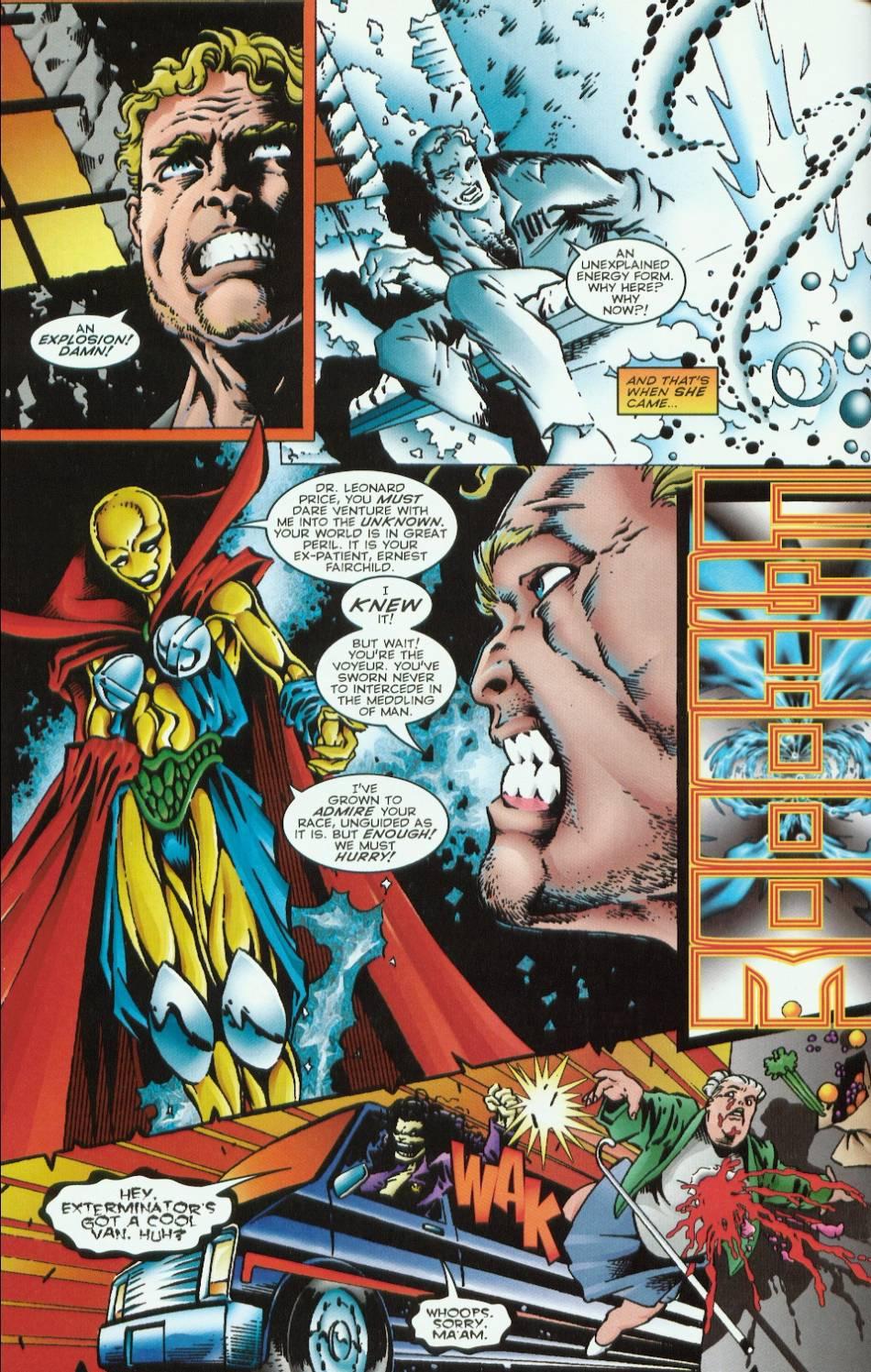 Read online Evil Ernie vs. the Superheroes comic -  Issue #1 - 14