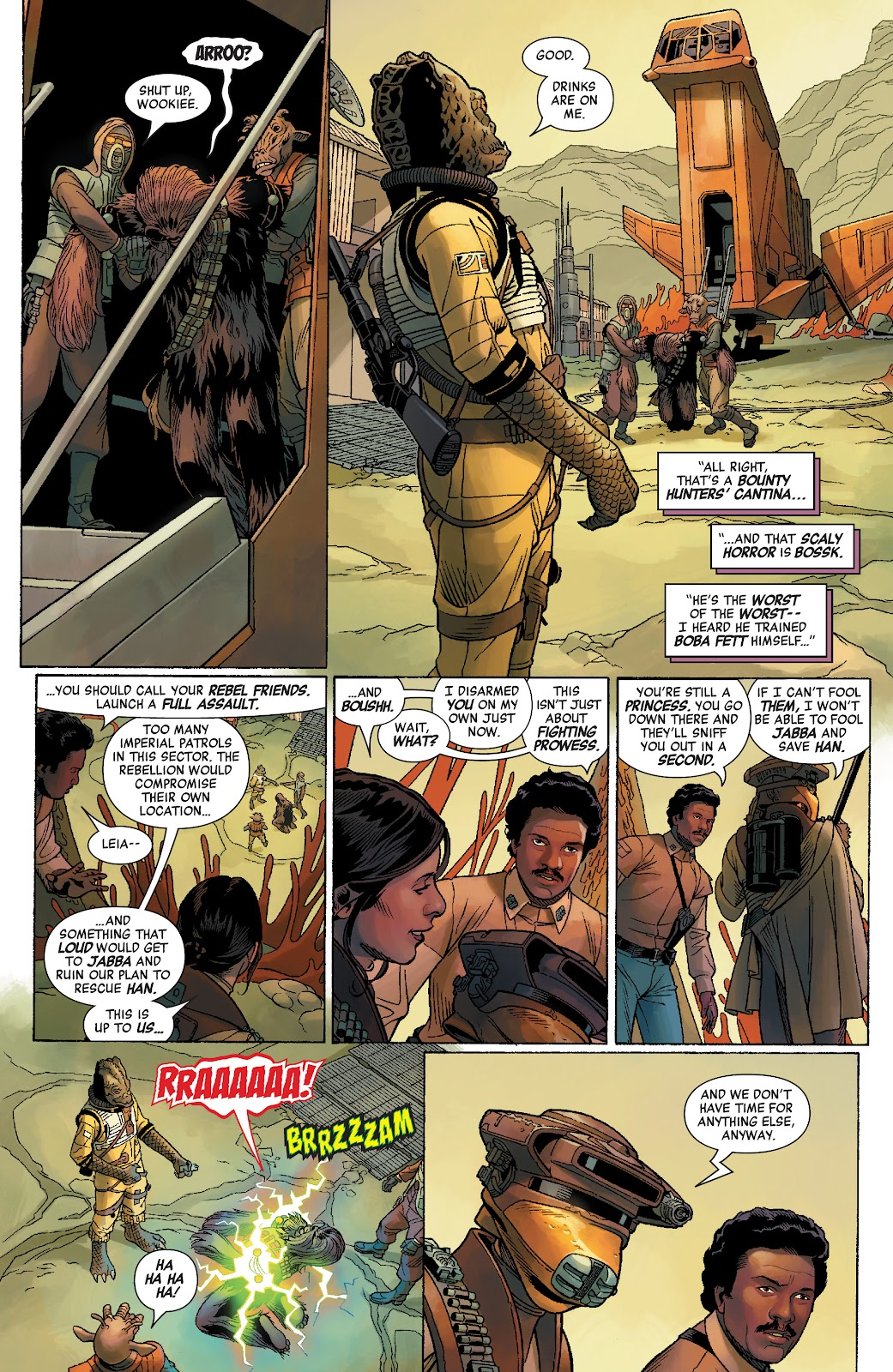 Read online Star Wars: Age of Rebellion - Heroes comic -  Issue # TPB - 14