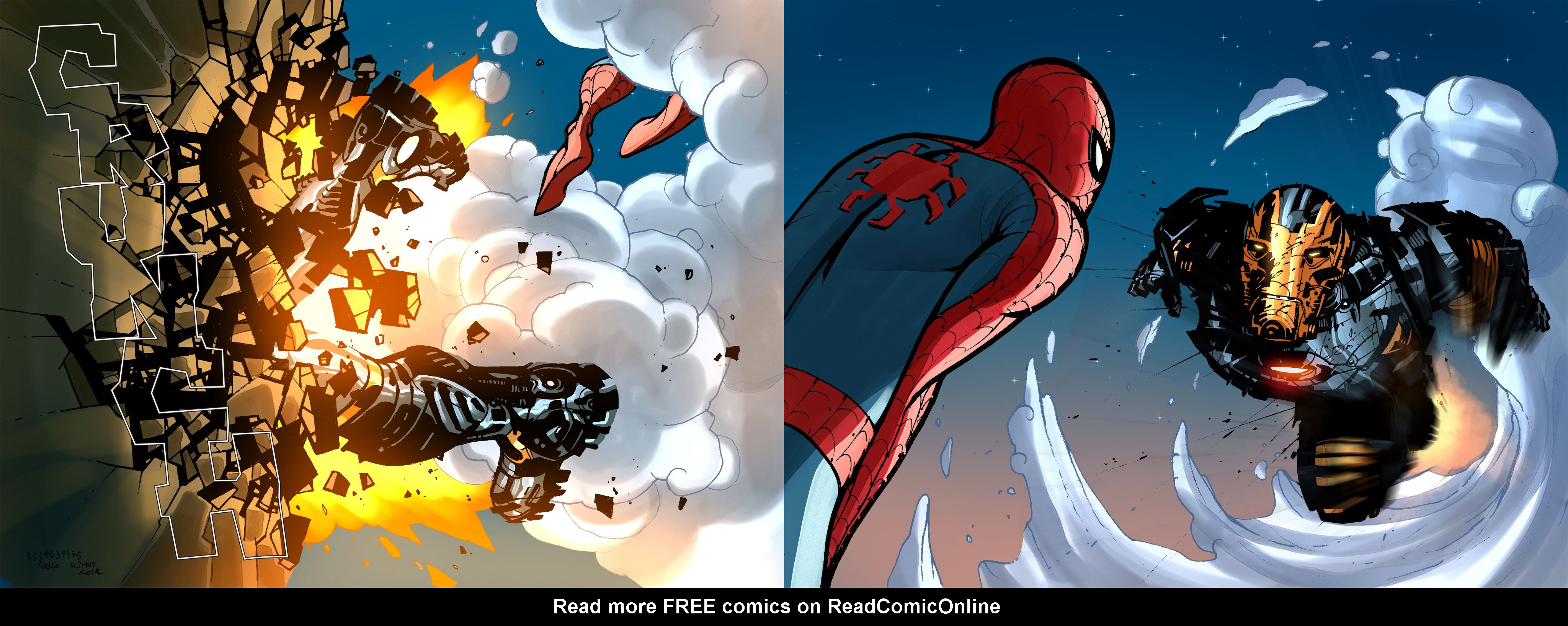Read online Amazing Spider-Man: Who Am I? comic -  Issue # Full (Part 1) - 161