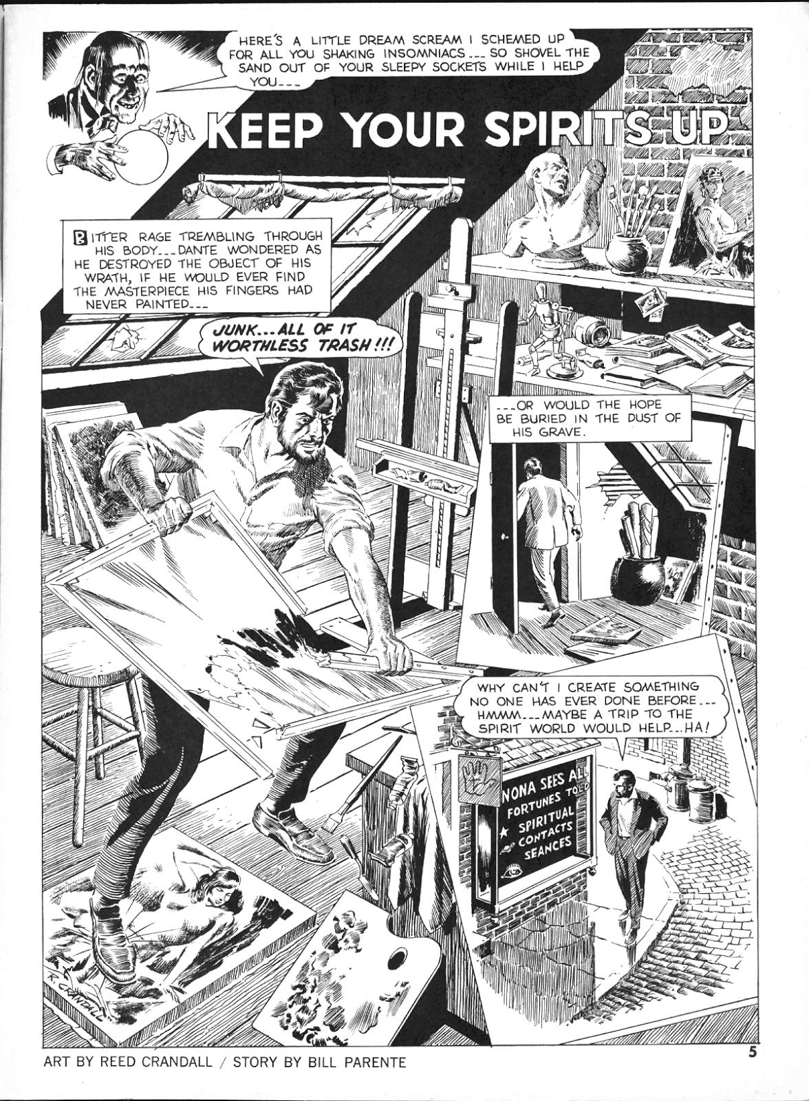 Creepy (1964) Issue #25 #25 - English 5