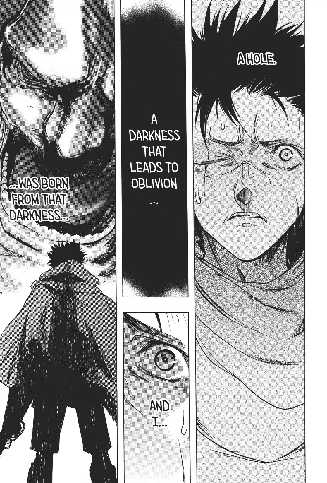 Read online Attack on Titan: Before the Fall comic -  Issue #2 - 154