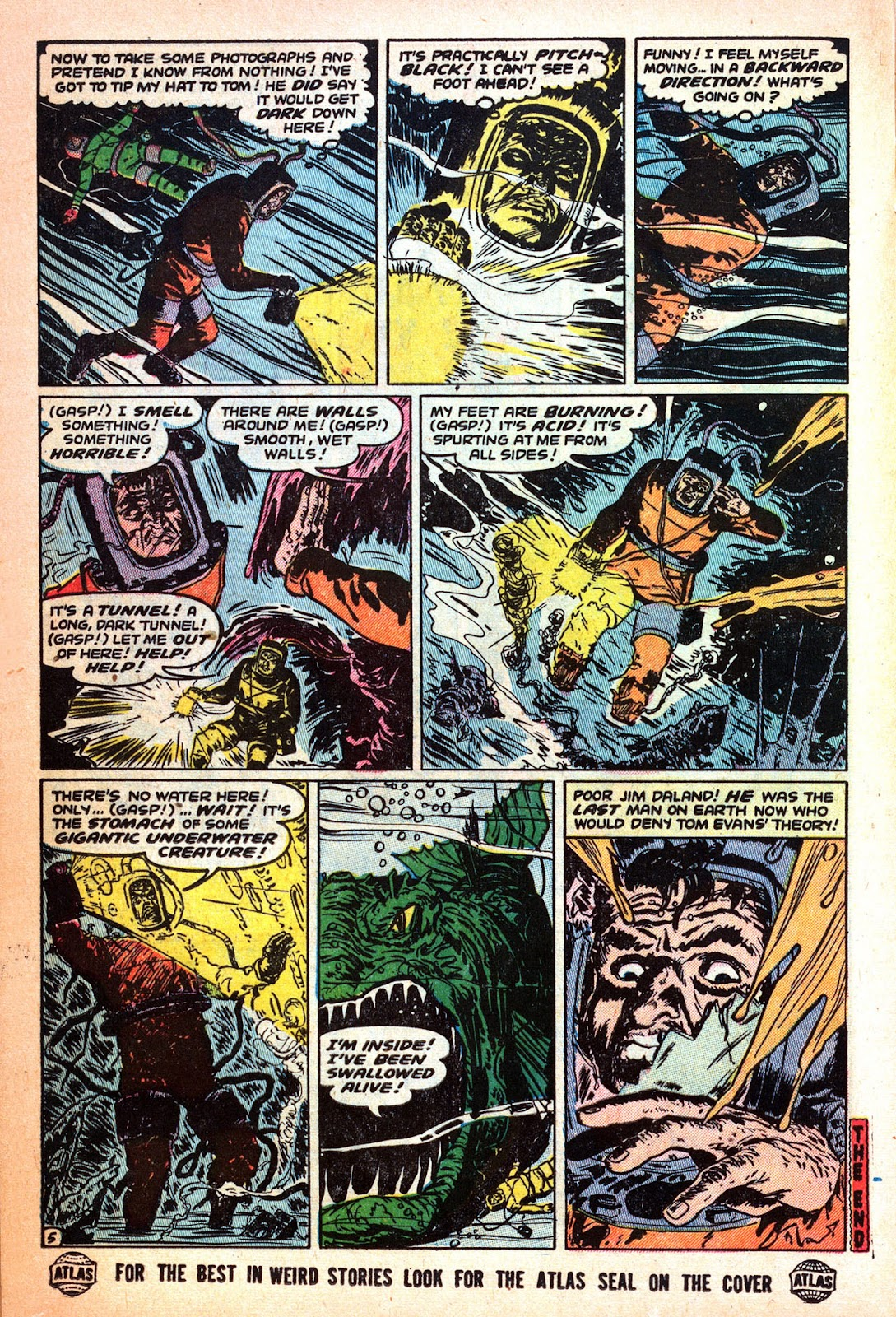 Mystic (1951) issue 32 - Page 14