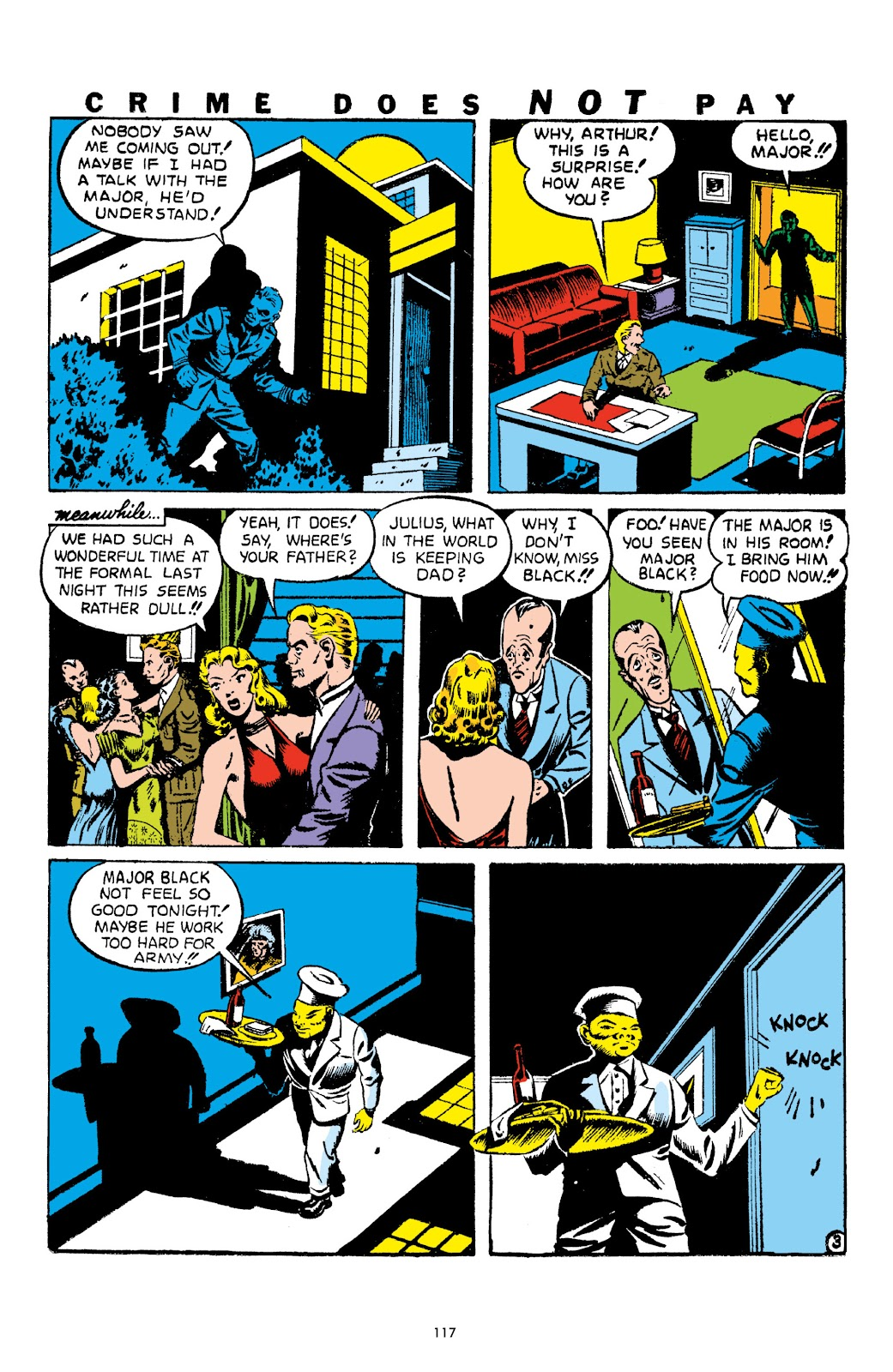 Read online Crime Does Not Pay Archives comic -  Issue # TPB 1 (Part 2) - 20