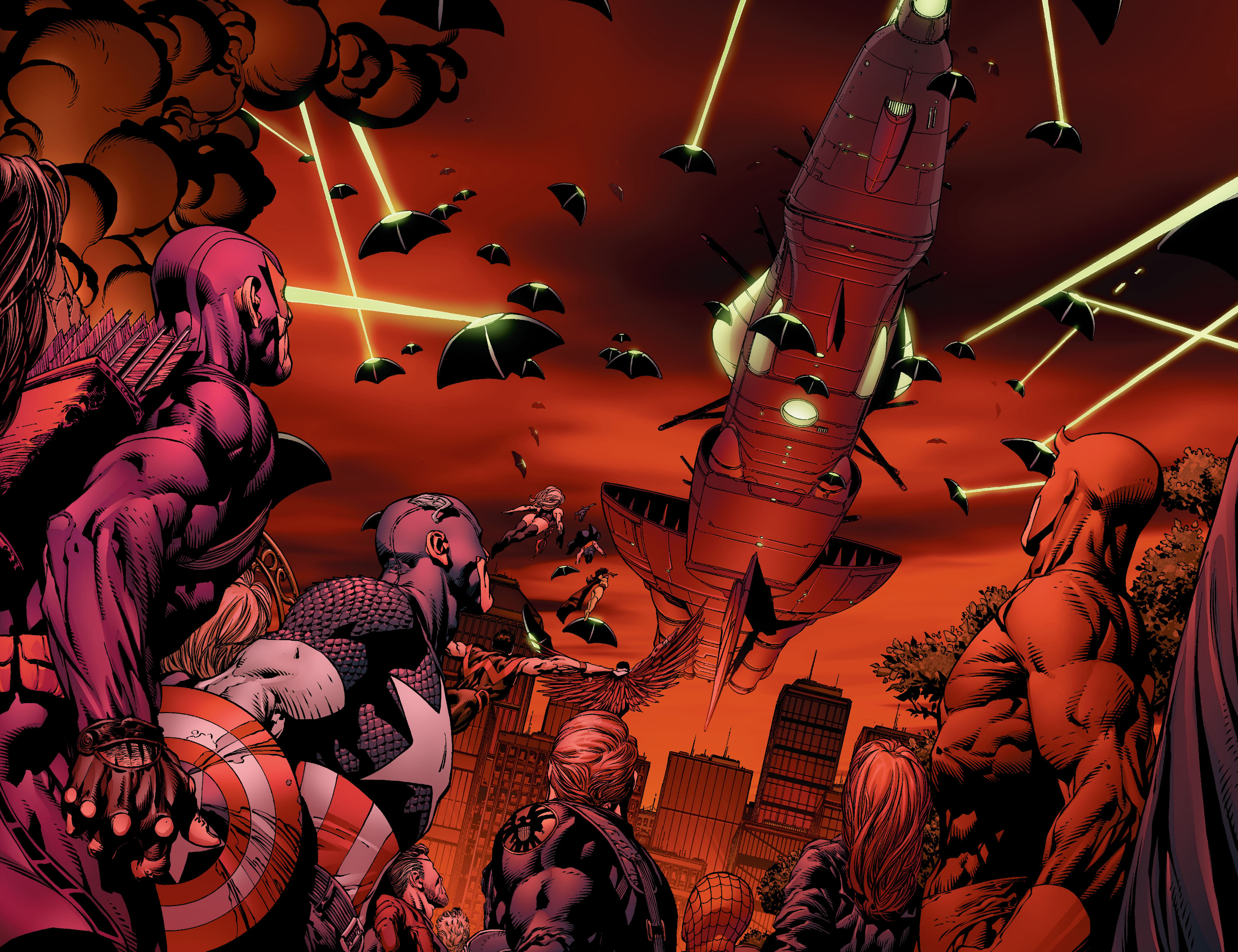 Read online Avengers (1998) comic -  Issue #502 - 7